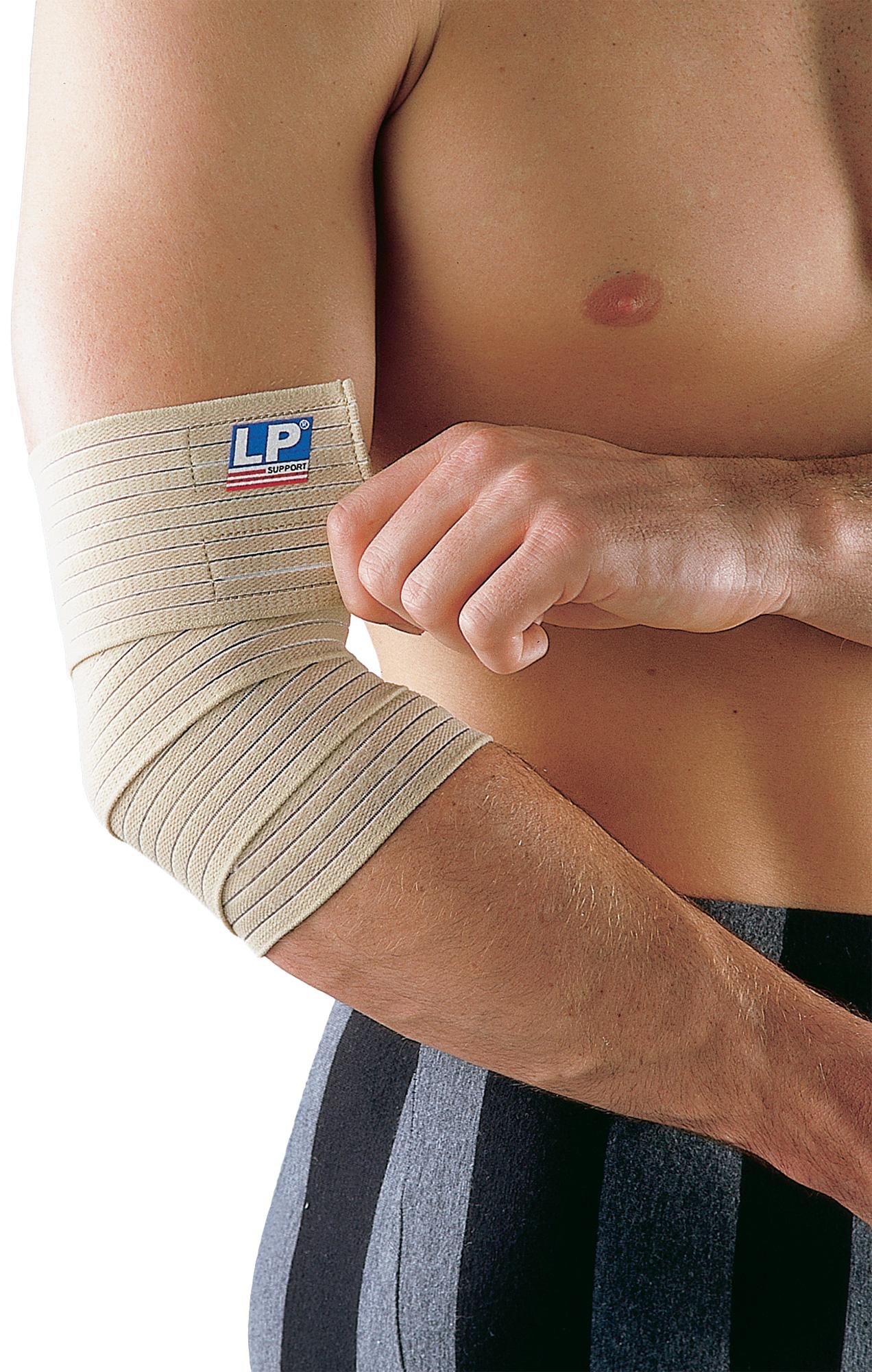 LP Support Бинт для локтя LP 632 поддержка локтя elastic elbow support