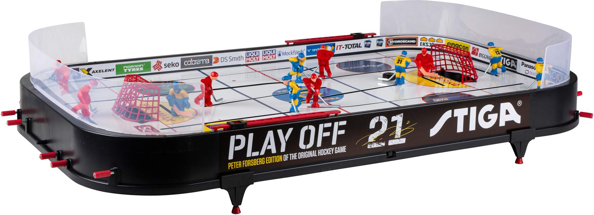Stiga Настольный хоккей Stiga Play Off 21 цена