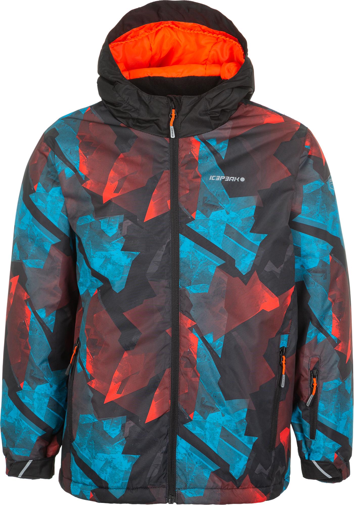 IcePeak Куртка утепленная для мальчиков IcePeak Locke JR, размер 176 locke