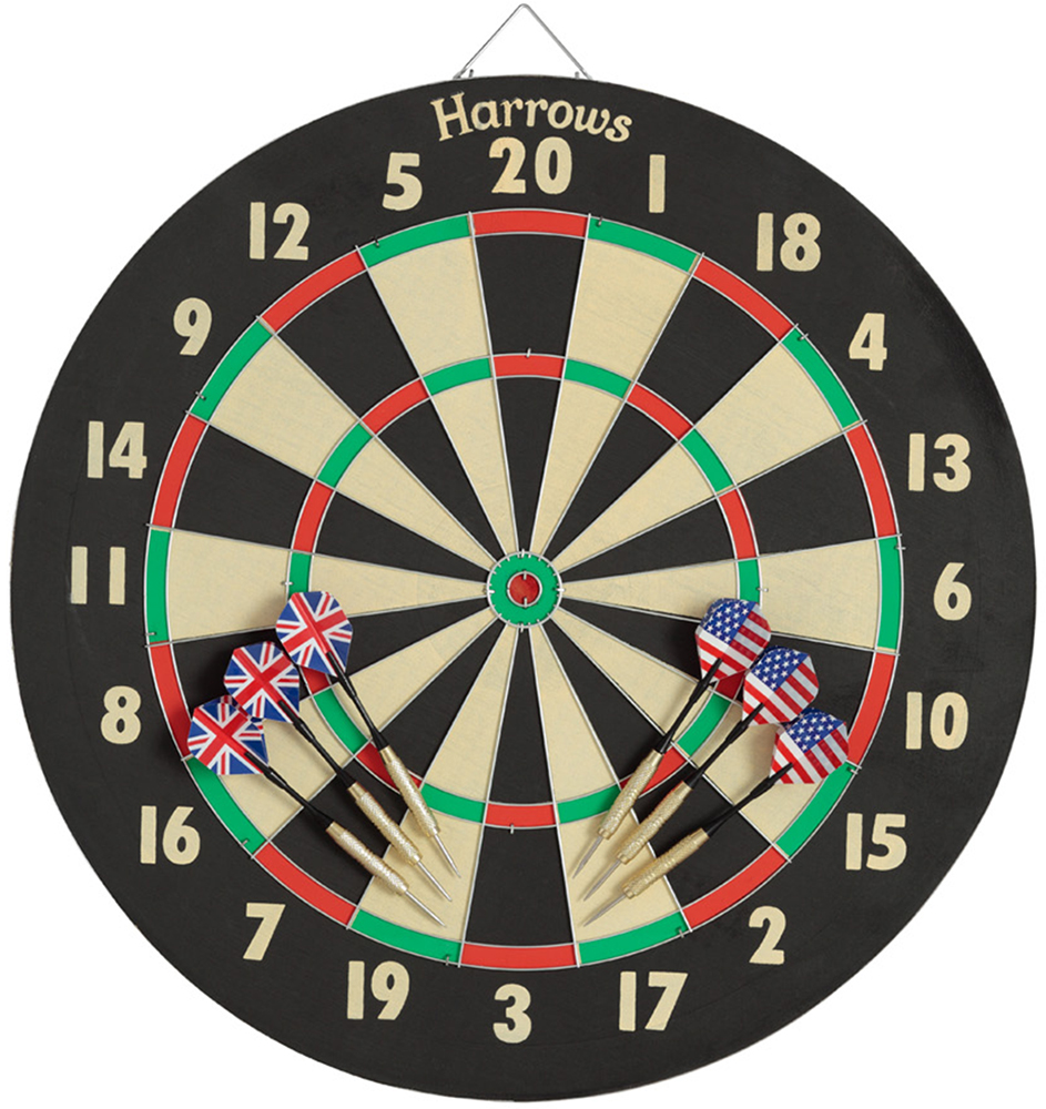 Harrows Дартс Harrows Dart Game