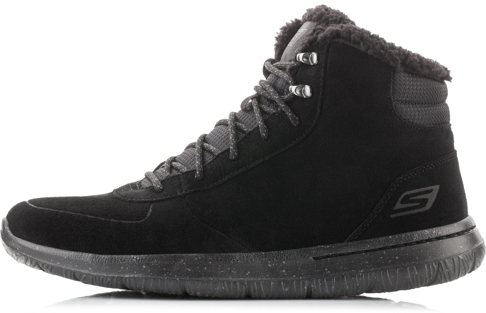 Skechers Ботинки утепленные мужские Skechers Go Walk City-Sierra, размер 44