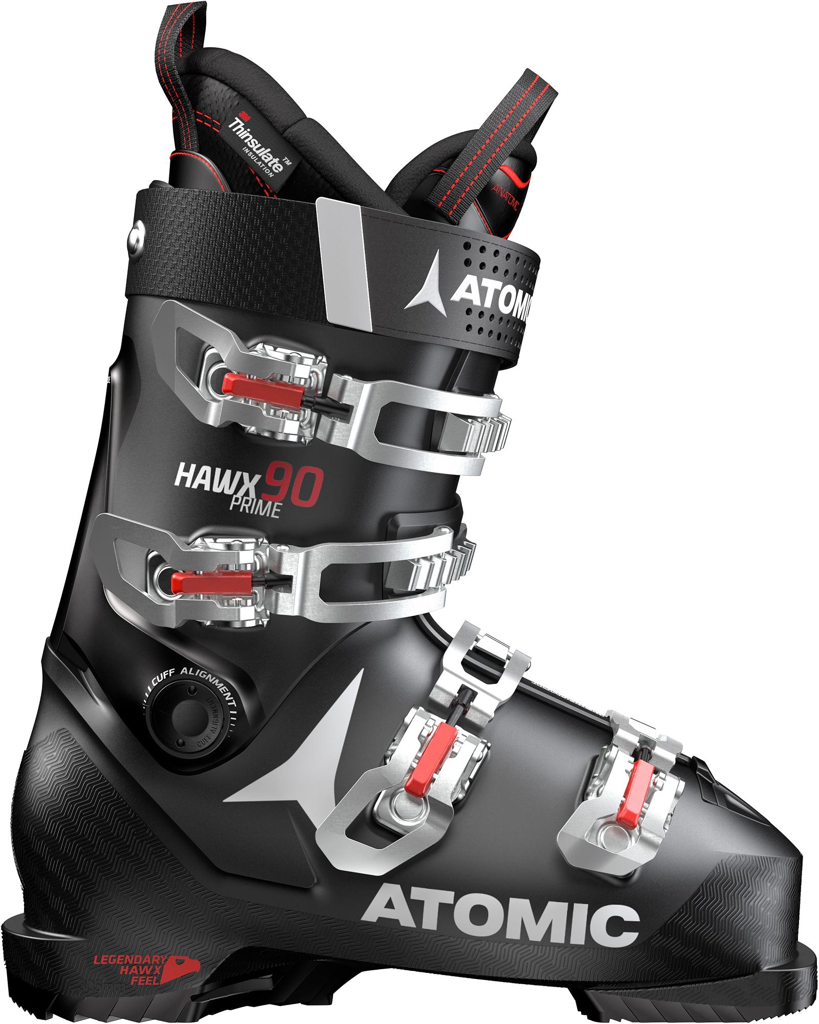 Atomic Ботинки горнолыжные Atomic Hawx Prime 90, размер 46 atomic ботинки горнолыжные atomic live fit 100 размер 46