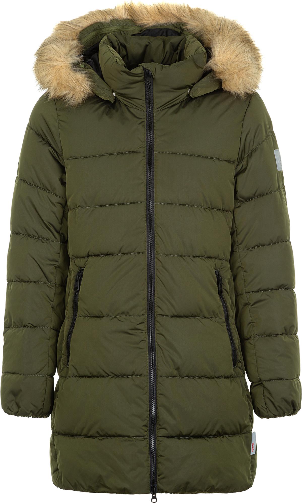 Reima Куртка утепленная для девочек Reima, размер 158