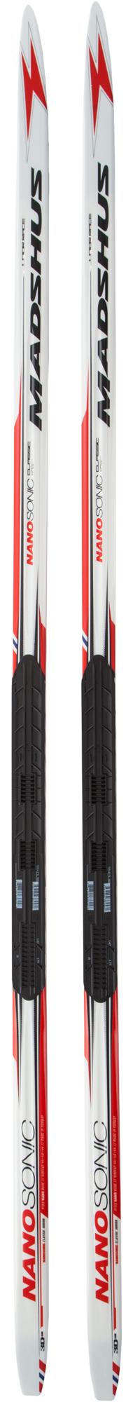 Madshus Беговые лыжи юниорские Madshus Nanosonic Carbon Classic Jr лыжи беговые tisa top classic n90415