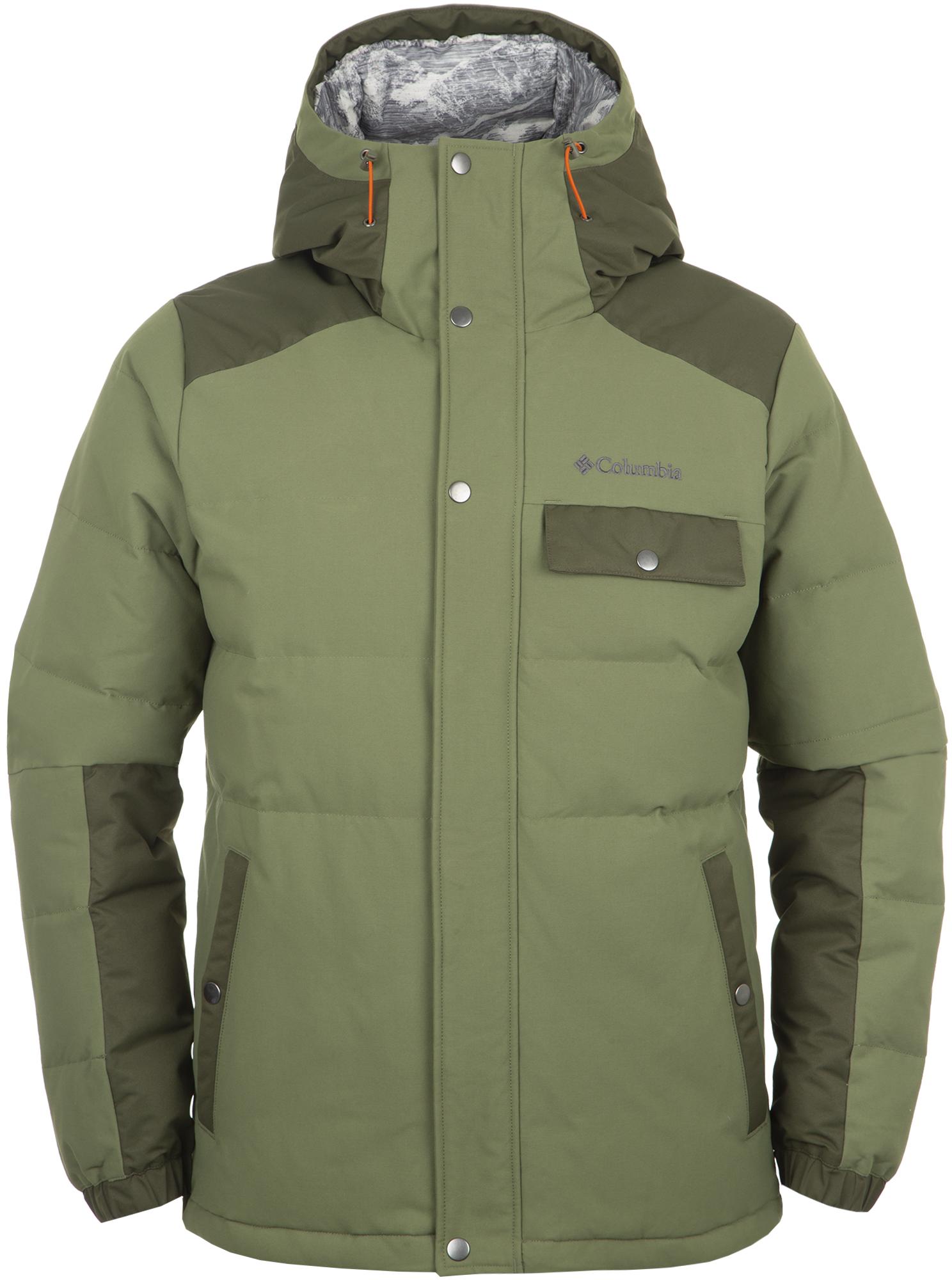 Columbia Куртка пуховая мужская Columbia Winter Challenger, размер 48-50 цена