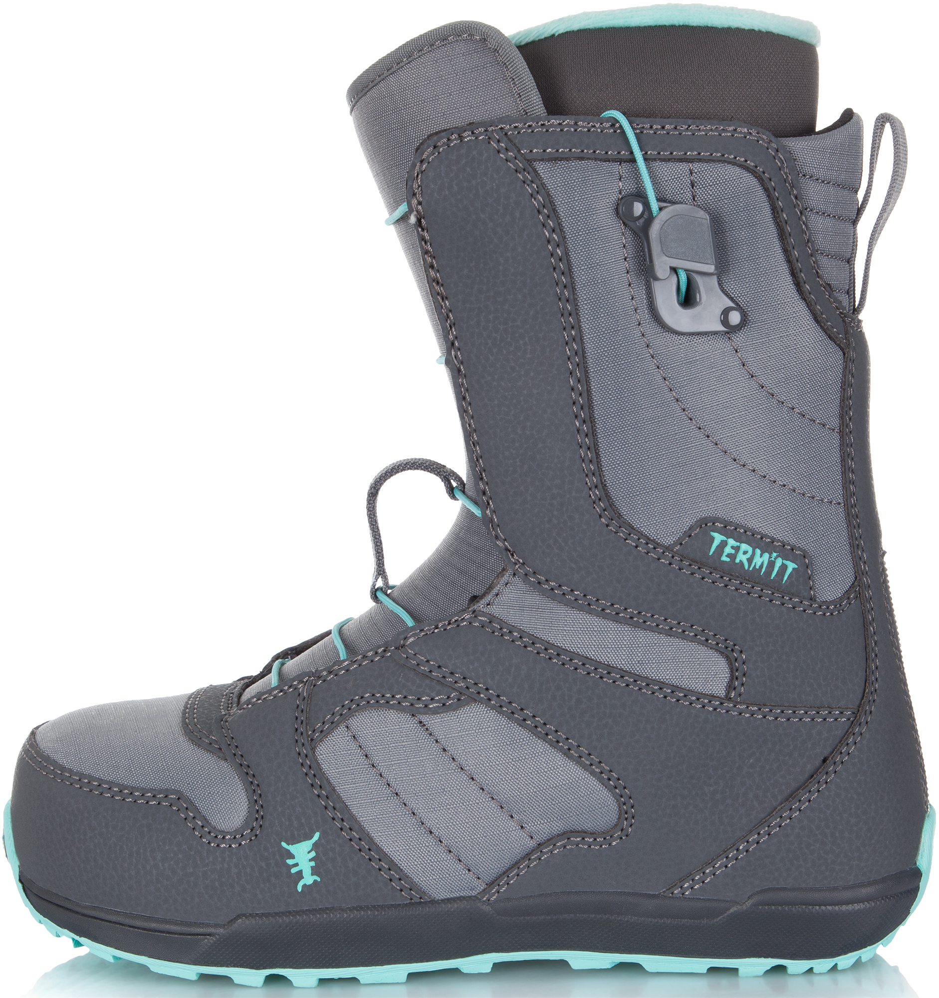 Termit Ботинки сноубордические женские Termit Escape, размер 39,5