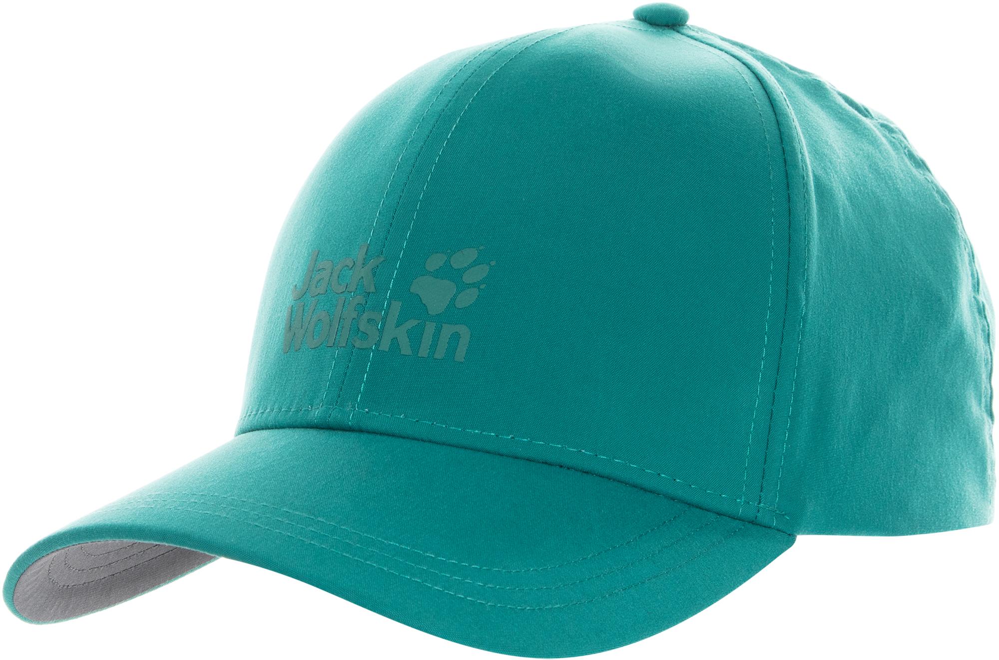 JACK WOLFSKIN Бейсболка Jack Wolfskin Summer Storm, размер 54-57 jack wolfskin шапка diamond knit cap k