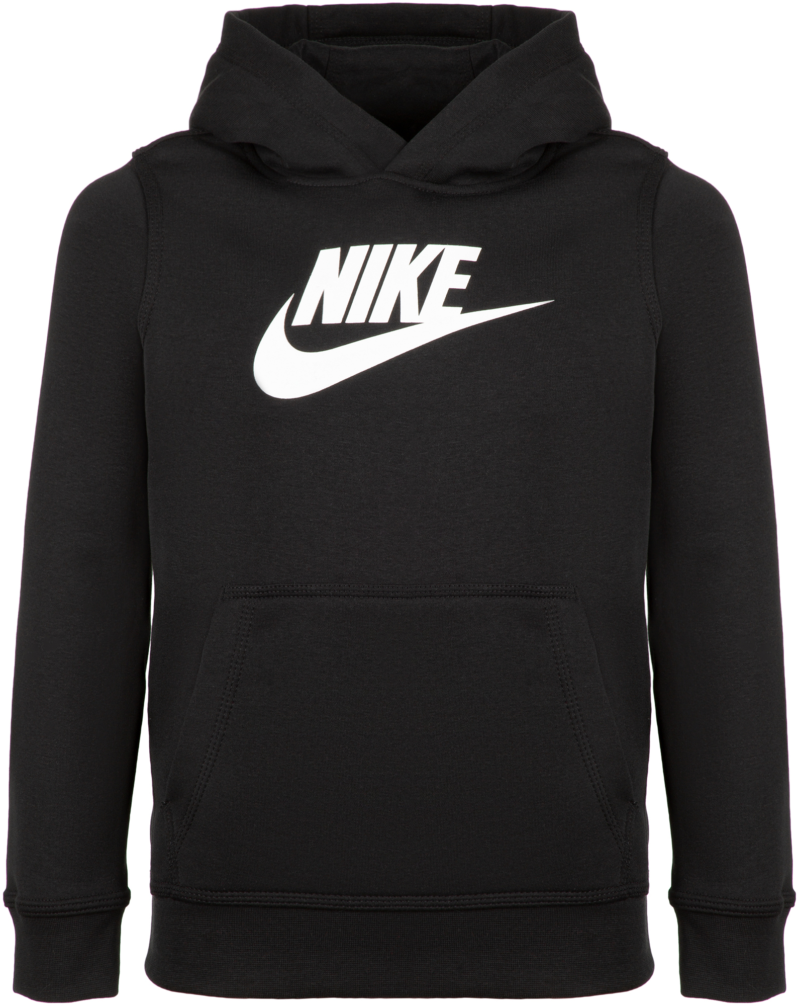 Nike Худи для мальчиков Nike Sportswear Club Fleece, размер 158-170 цена
