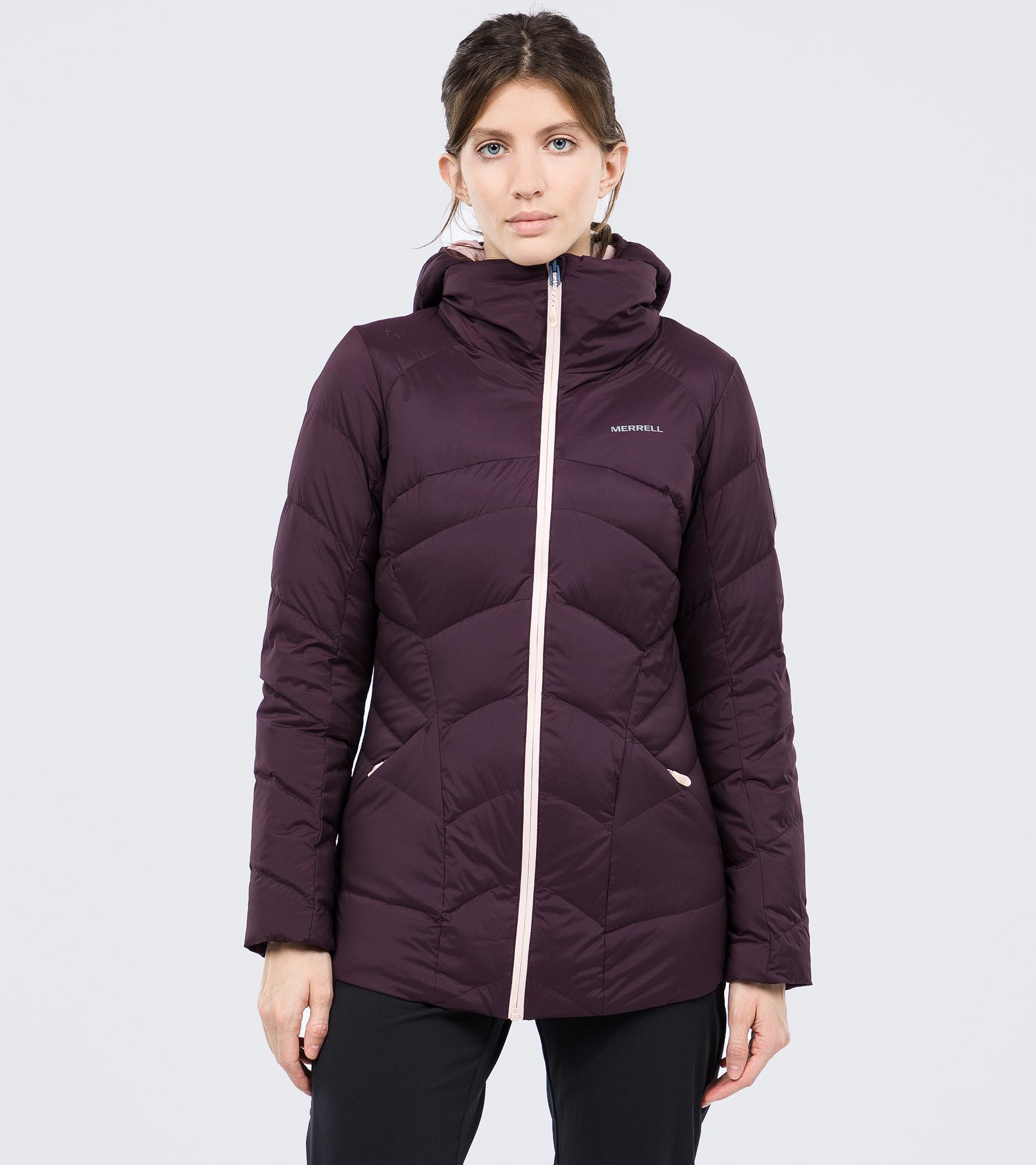 цена Merrell Куртка пуховая женская Merrell, размер 50 онлайн в 2017 году