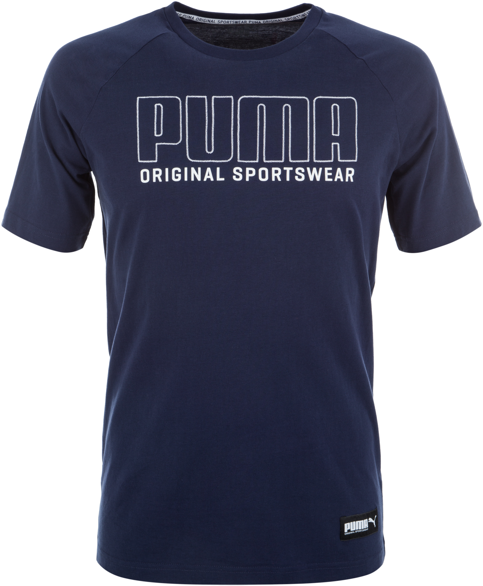 Puma Футболка мужская Puma Athletics, размер 52-54