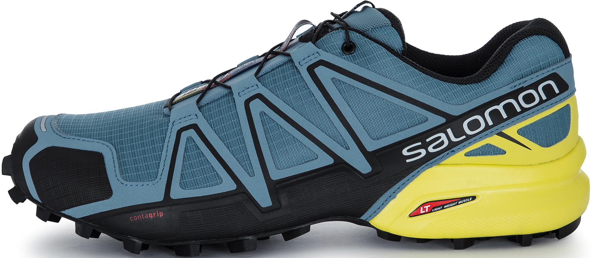 Salomon Кроссовки мужские Salomon Speedcross 4, размер 42 цена