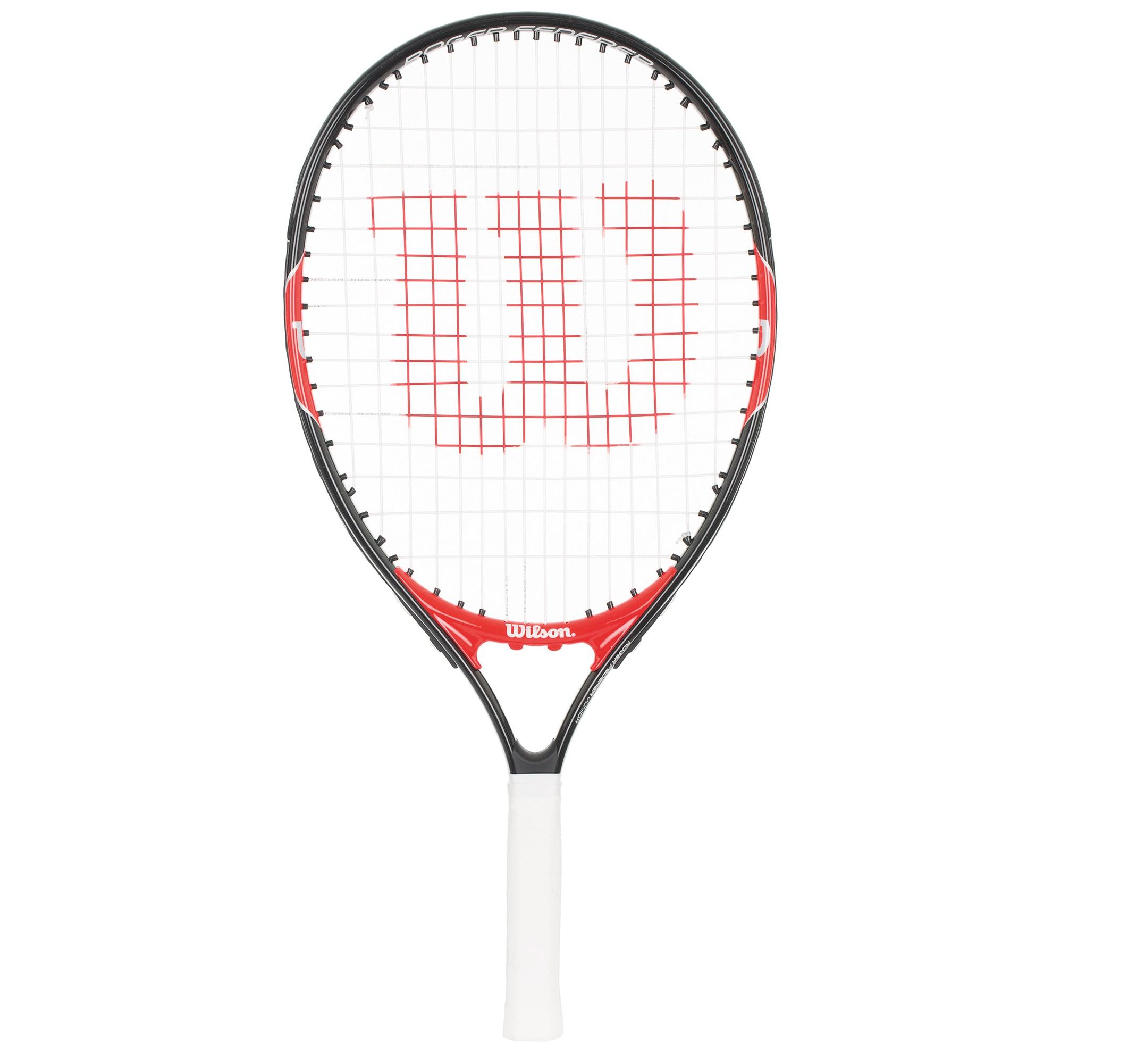 Wilson Ракетка для большого тенниса детская Wilson Roger Federer 21, размер Без размера wilson набор мячей для большого тенниса wilson us open x3 размер без размера