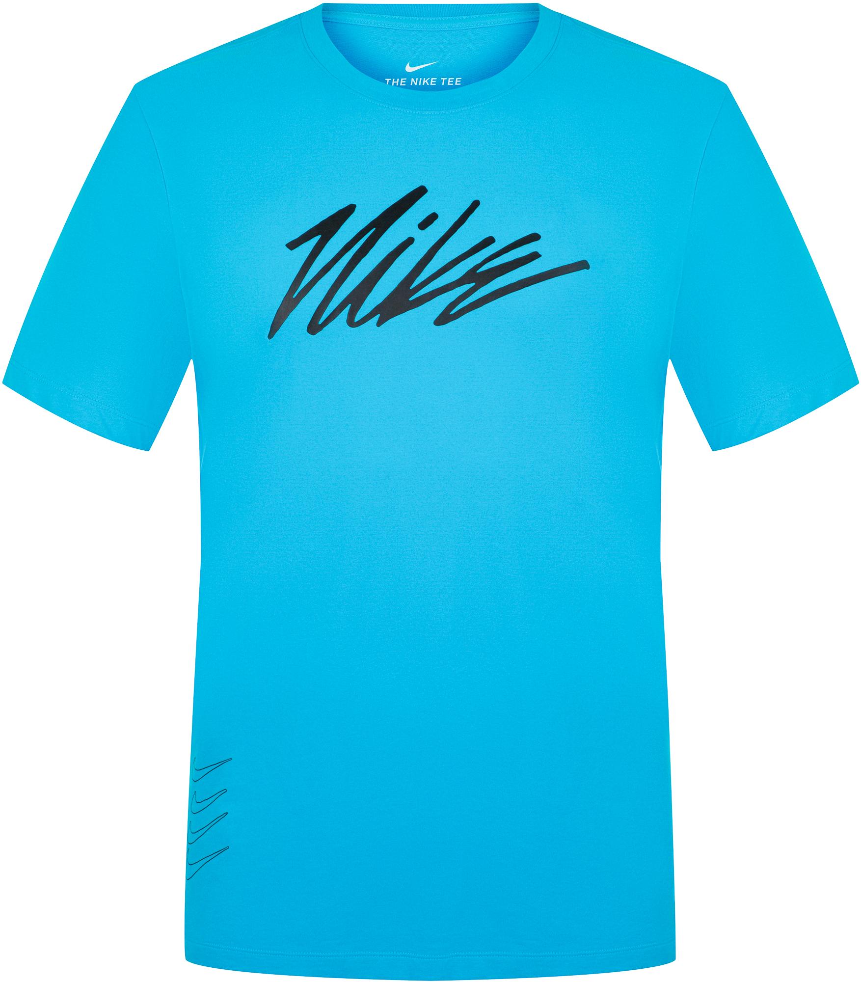 цена на Nike Футболка мужская Nike Dri-Fit, размер 50-52
