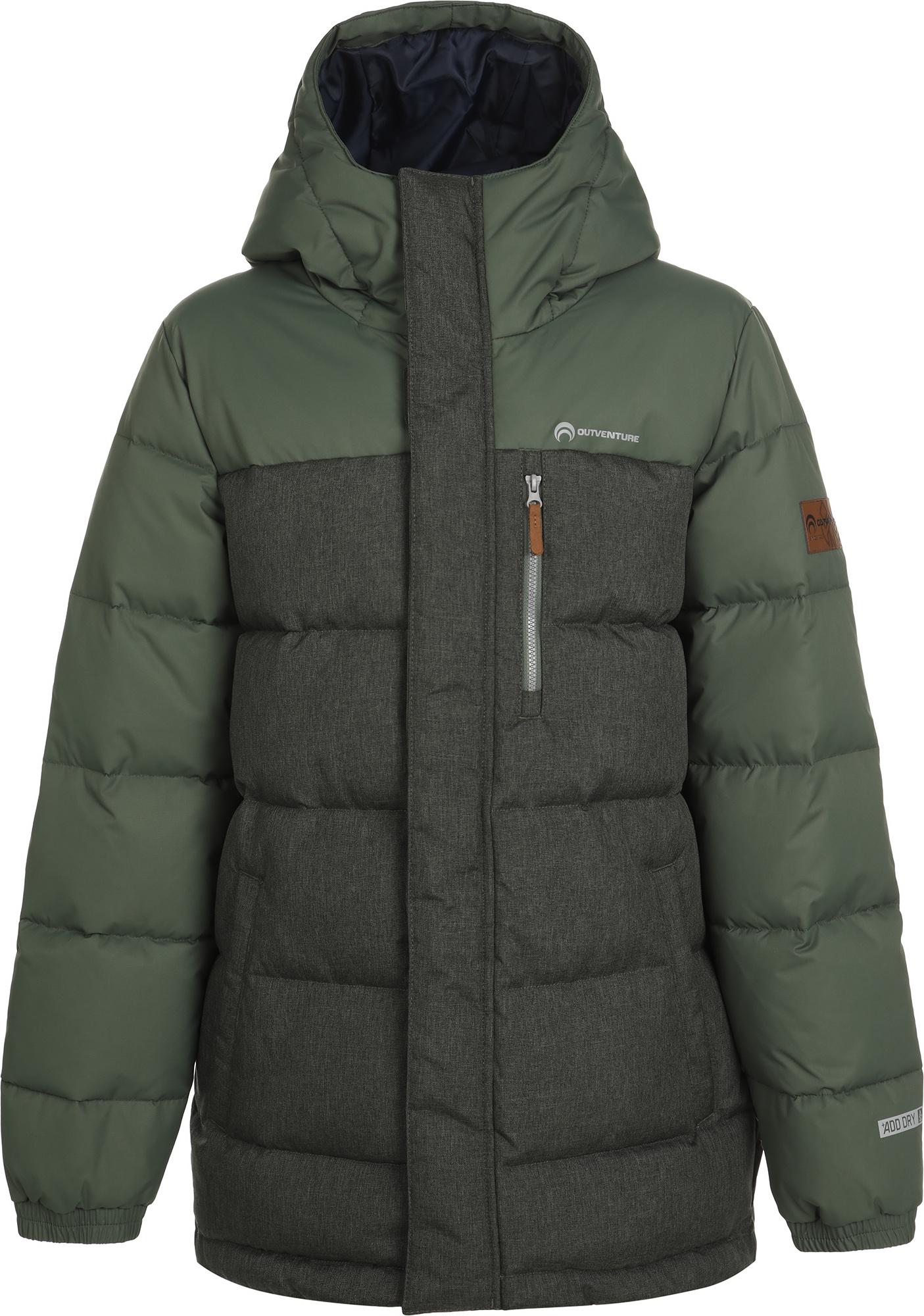 Фото - Outventure Куртка утепленная для мальчиков Outventure, размер 140 outventure куртка утепленная мужская outventure размер 50