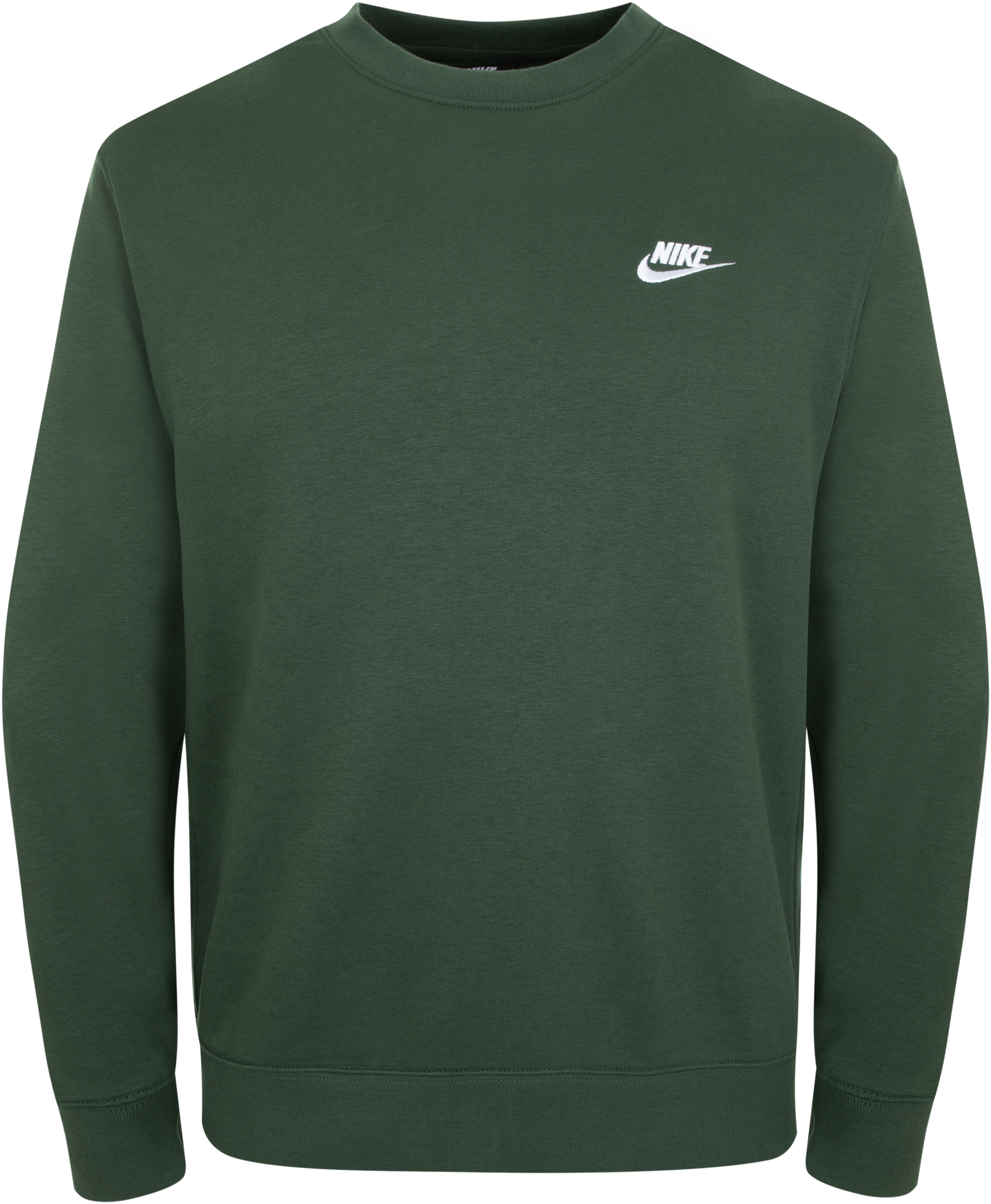 Nike Свитшот мужской Nike Club Crew, размер 52-54 цена в Москве и Питере