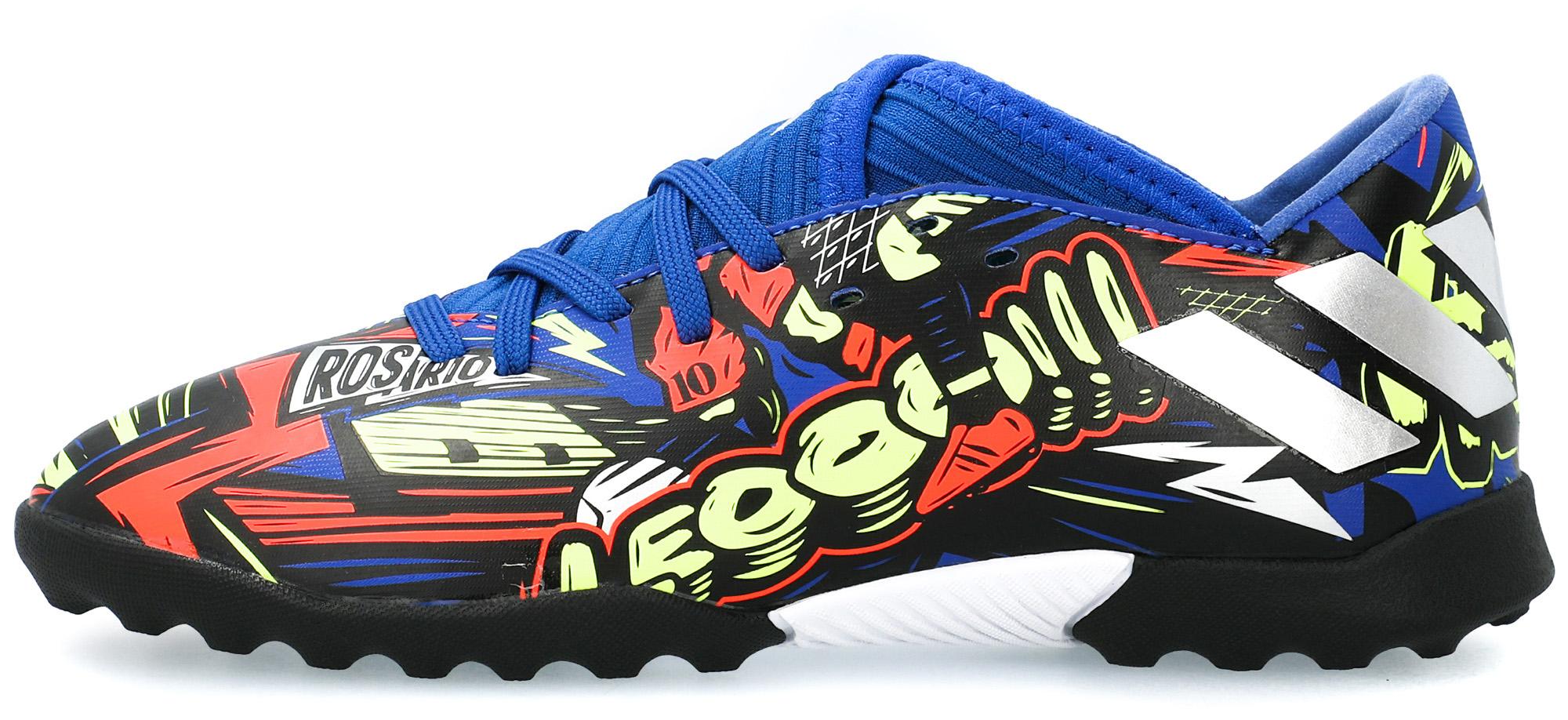 Adidas Бутсы для мальчиков adidas Nemeziz Messi 19.3 TF J, размер 35