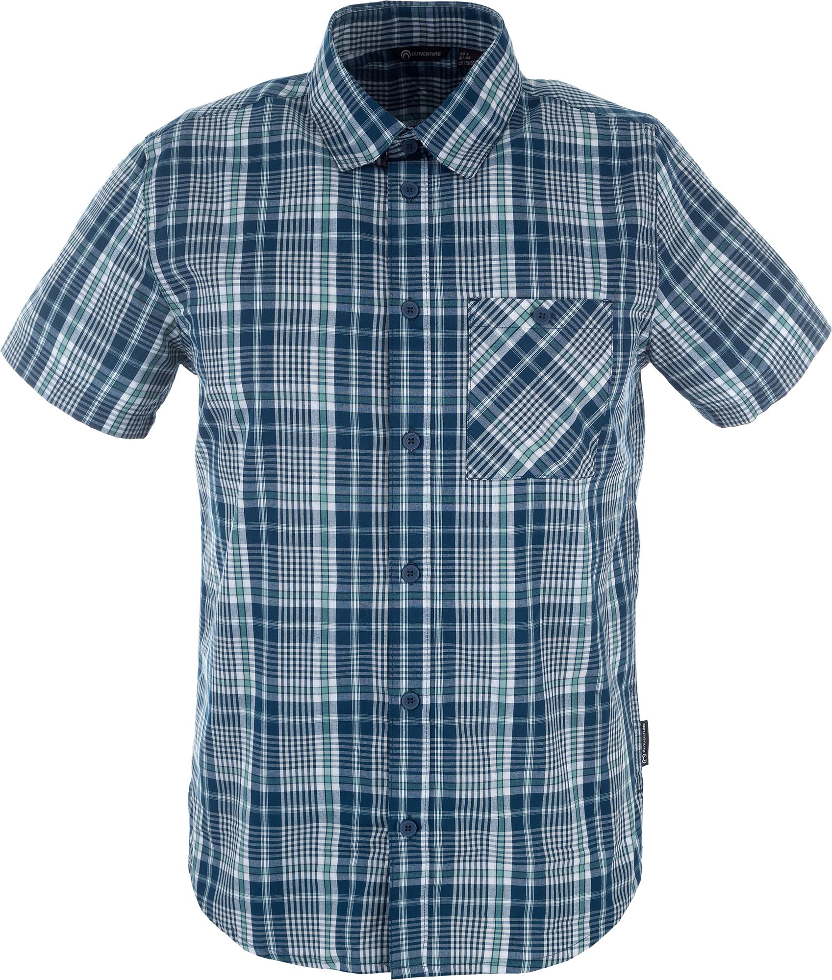 цена Outventure Рубашка мужская Outventure, размер 56 онлайн в 2017 году