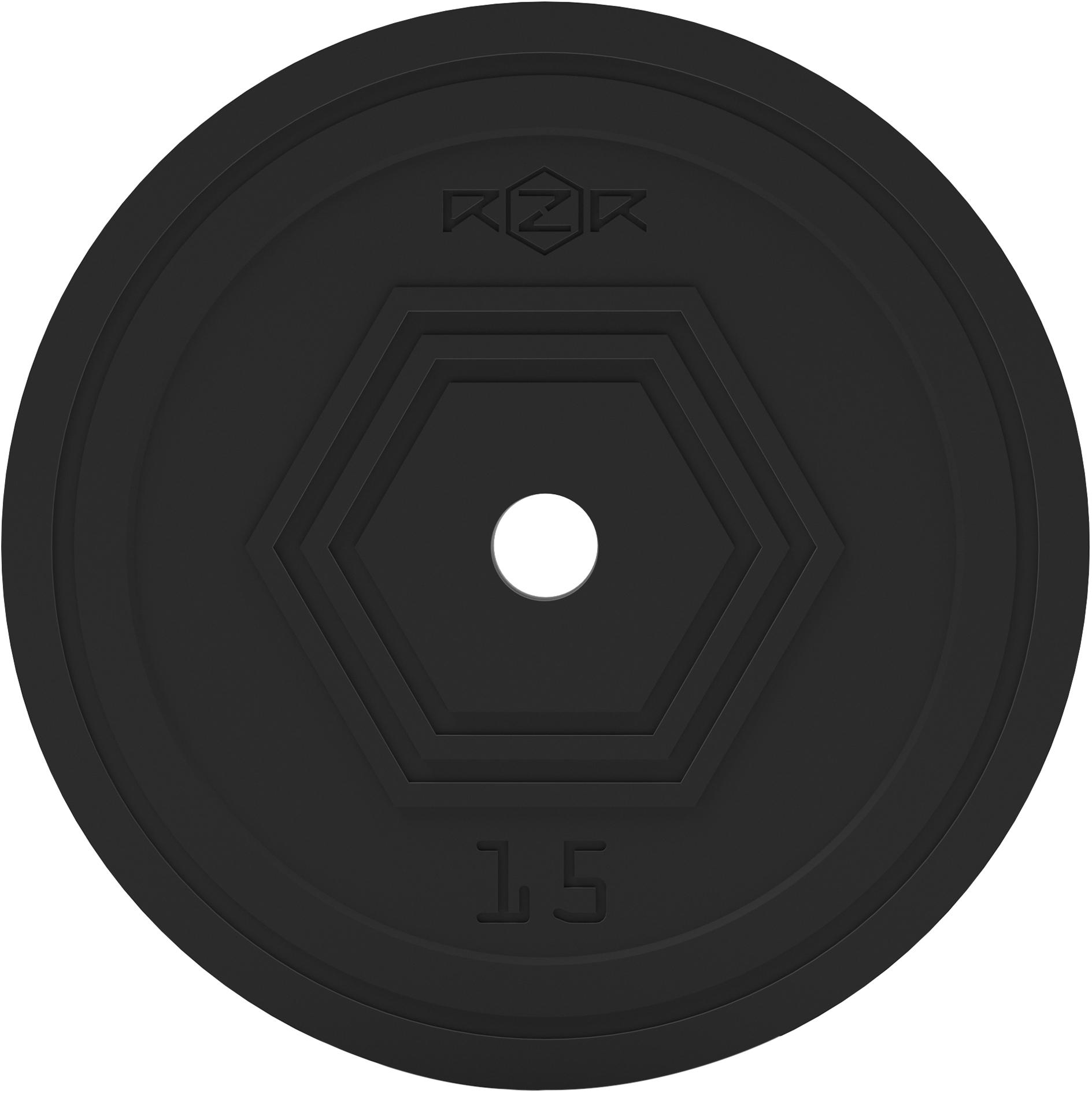 RZR Блин стальной обрезиненный, 15 кг -R150 rzr блин стальной обрезиненный rzr 20 кг