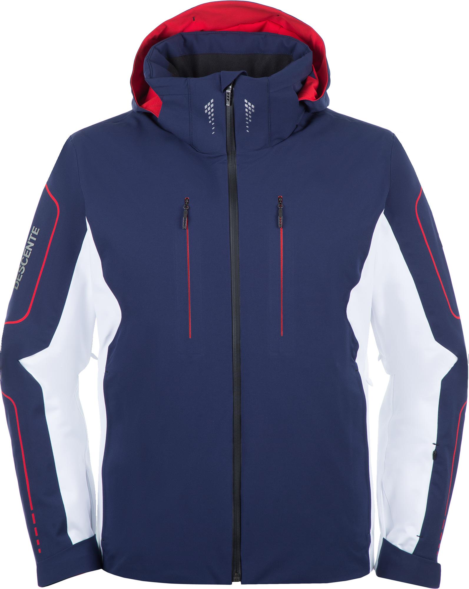 Descente Куртка утепленная мужская Isak, размер 50