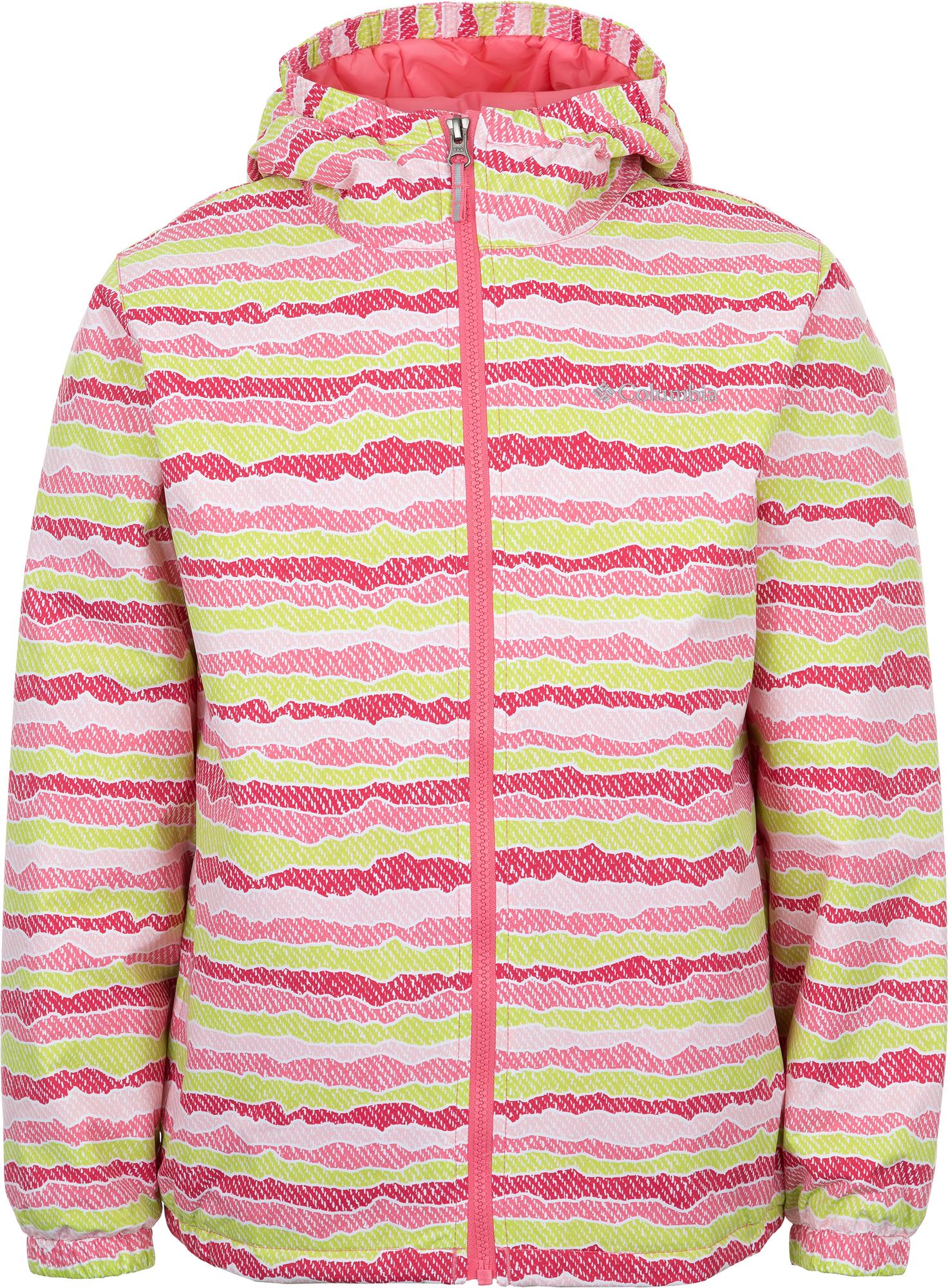 Columbia Куртка утепленная для девочек Columbia Meander Meadow куртка утепленная columbia columbia co214ebwic88
