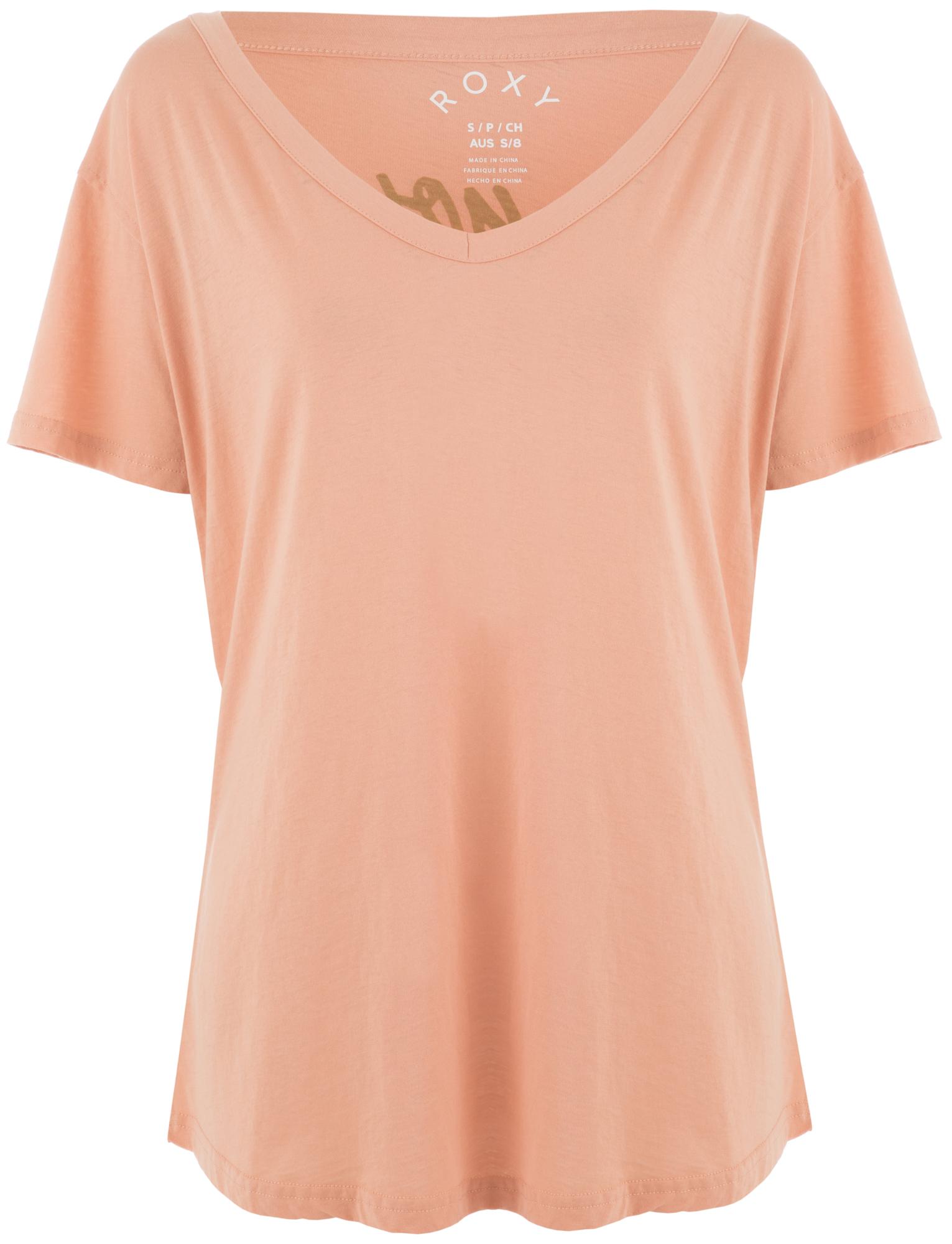 Roxy Футболка женская Roxy Great To Chill, размер 44-46 футболка детская roxy seeyouagainanch dress blues