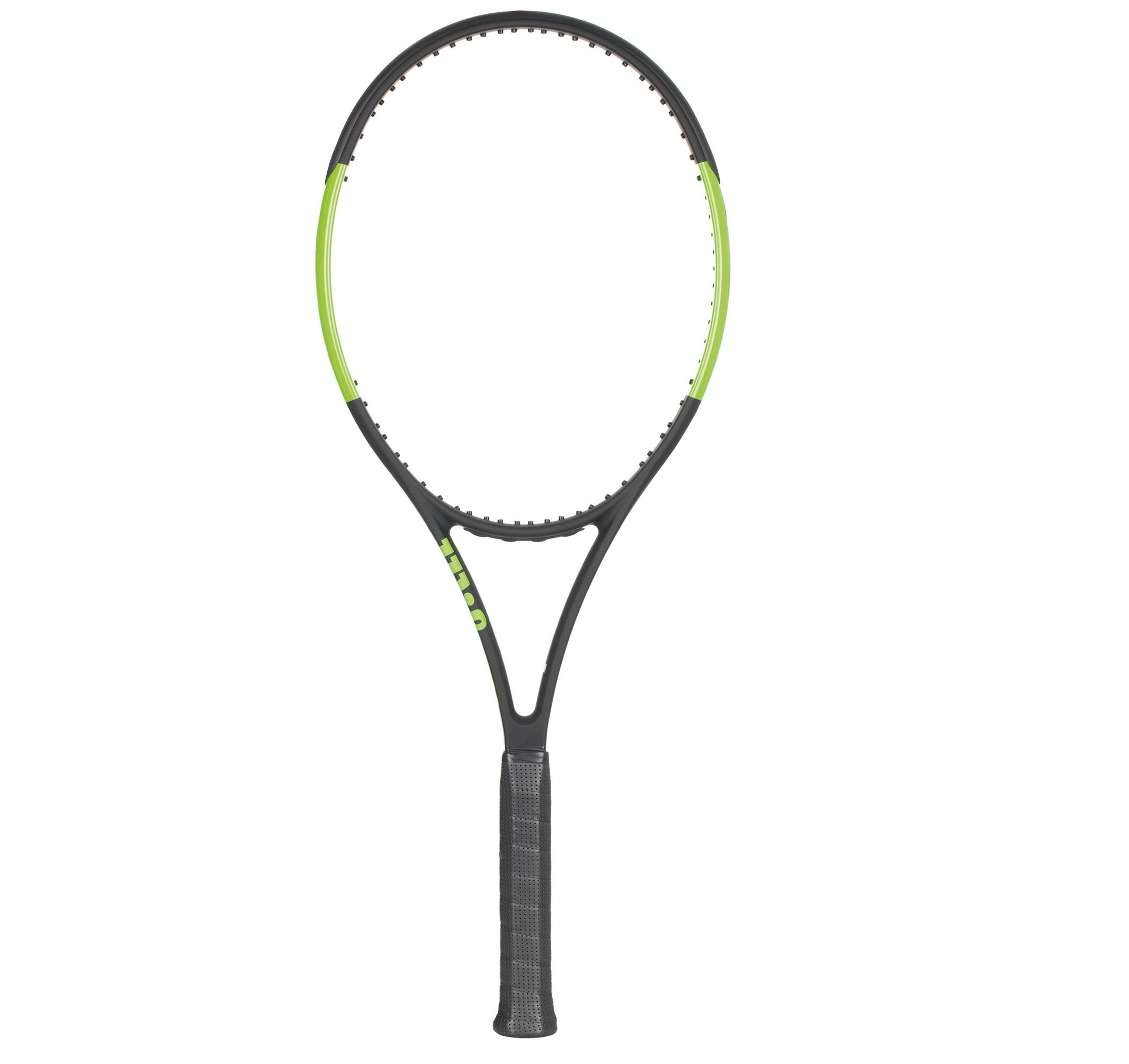 Wilson Ракетка для большого тенниса Wilson Blade 104 сетки для тенниса большого