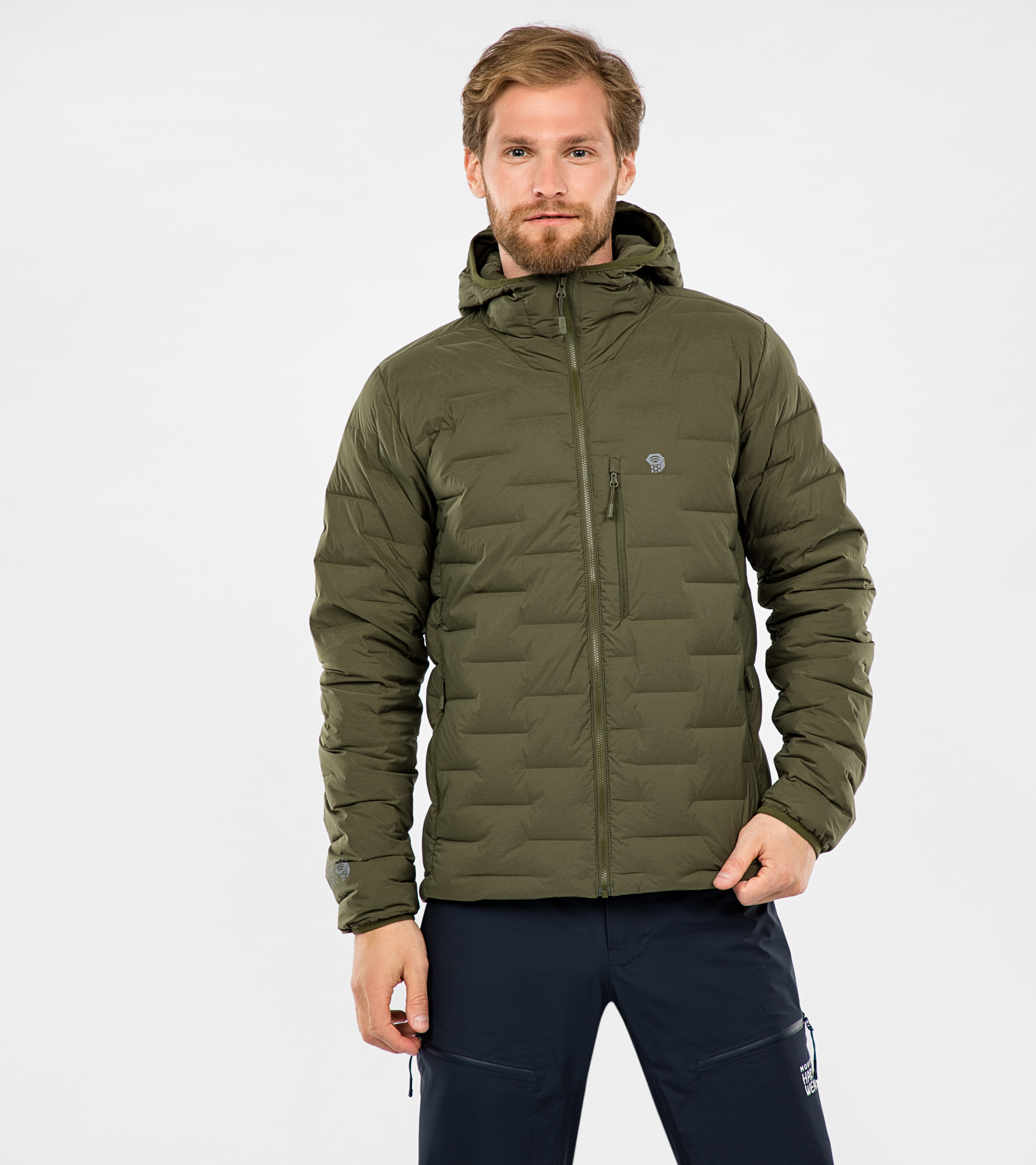 Mountain Hardwear Куртка пуховая мужская Hardwear, размер 56