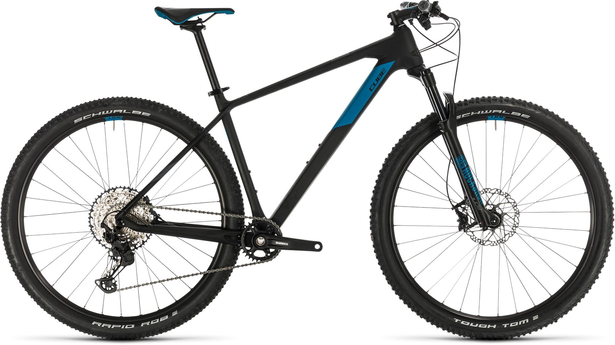 цена на Cube Велосипед горный CUBE Reaction C:62 Pro