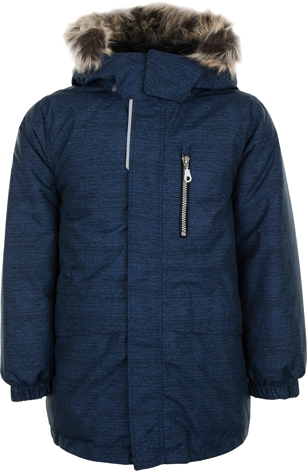 Lassie Куртка утепленная для мальчиков LASSIE Yanis, размер 140 цена