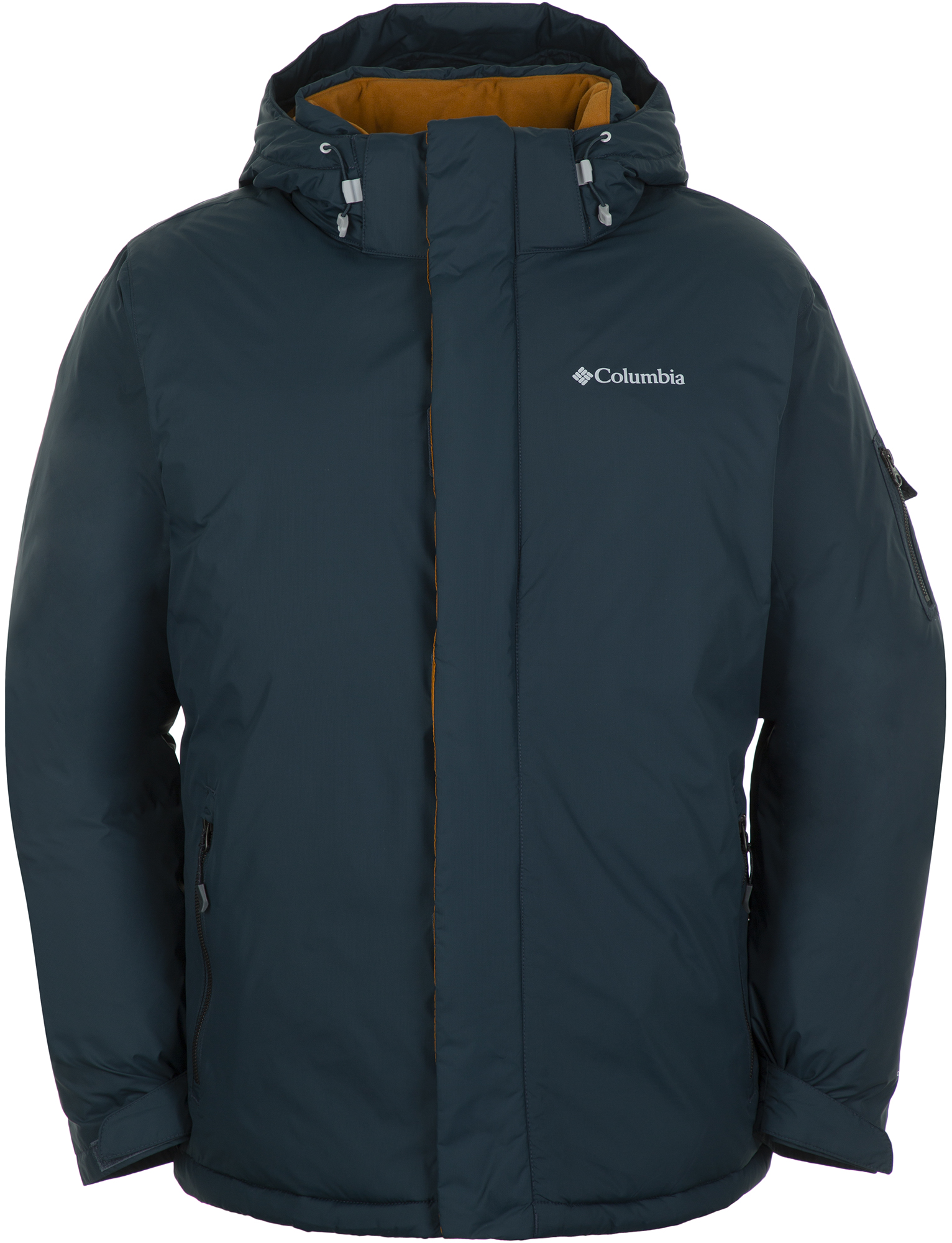 Columbia Куртка пуховая мужская Wildhorse Crest II, размер 46