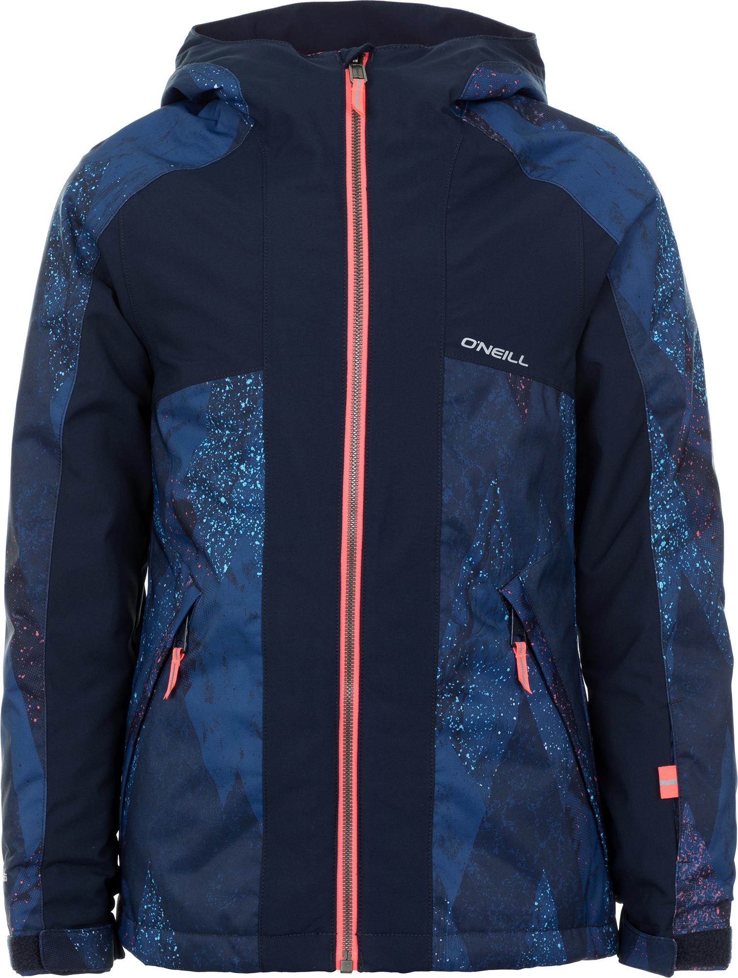 O'Neill Куртка утепленная для девочек O'Neill Pg Allure, размер 164