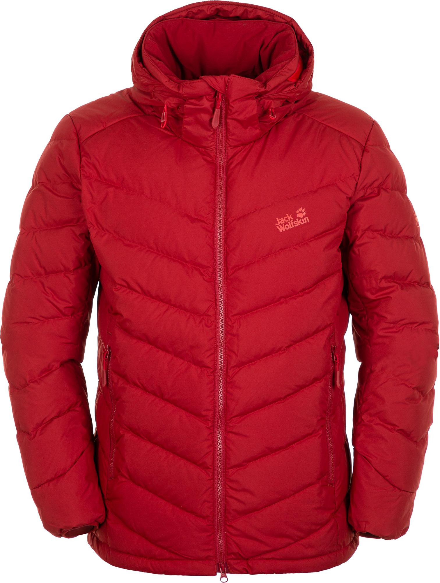 Jack Wolfskin Куртка пуховая мужская Fairmont, размер 58
