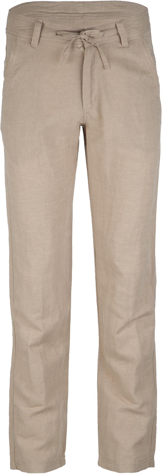 Outventure Брюки мужские Outventure, размер 52 брюки широкие из льна и хлопка
