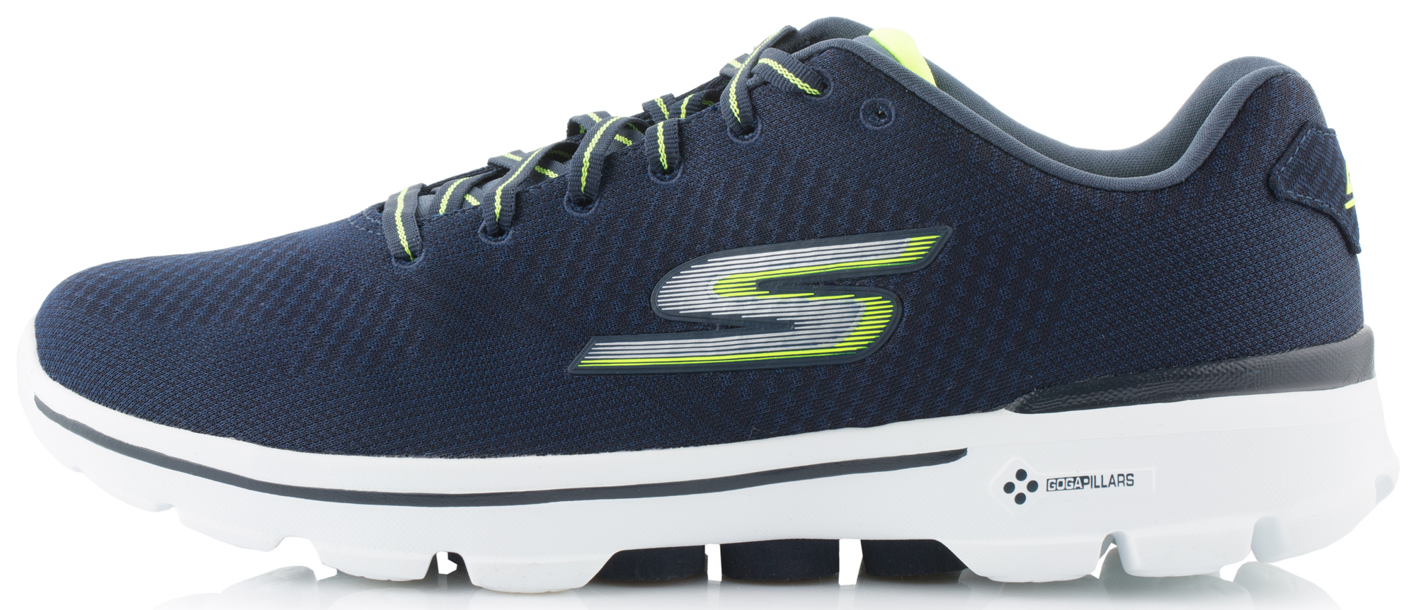 Skechers Кроссовки мужские Skechers Go Walk 3 ноутбук hp 15 bs079ur 1vh74ea intel core i3 6006u 2 0 ghz 4096mb 1000gb dvd rw amd radeon 520 2048mb wi fi cam 15 6 1920x1080 dos