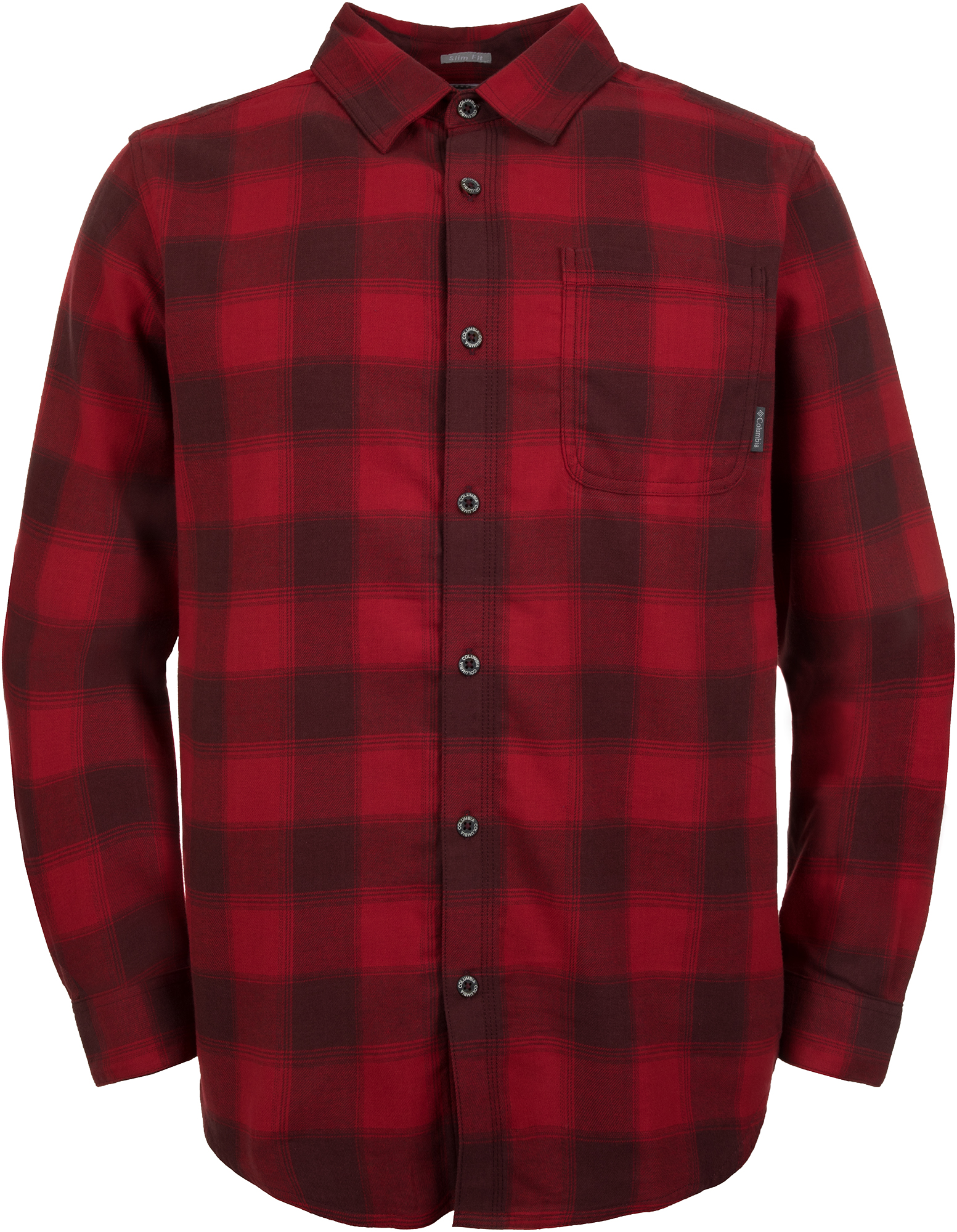 Columbia Рубашка с длинным рукавом мужская Columbia Boulder Ridge, размер 56-58 рубашка мужская ai amoy hdx06101 2015