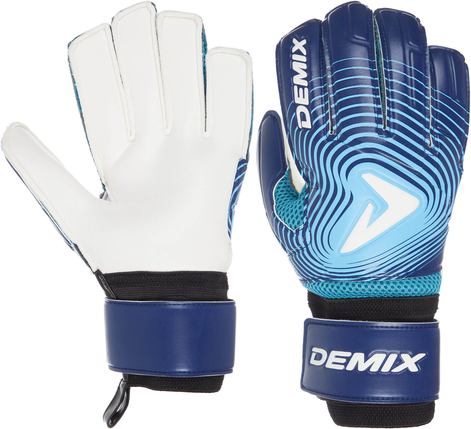 Demix Перчатки вратарские Demix, размер 10 цена