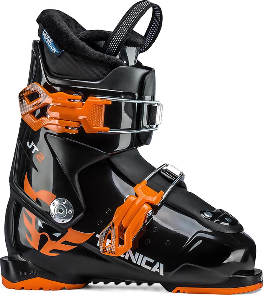 Tecnica Ботинки горнолыжные детские JT 2, размер 22,5 см