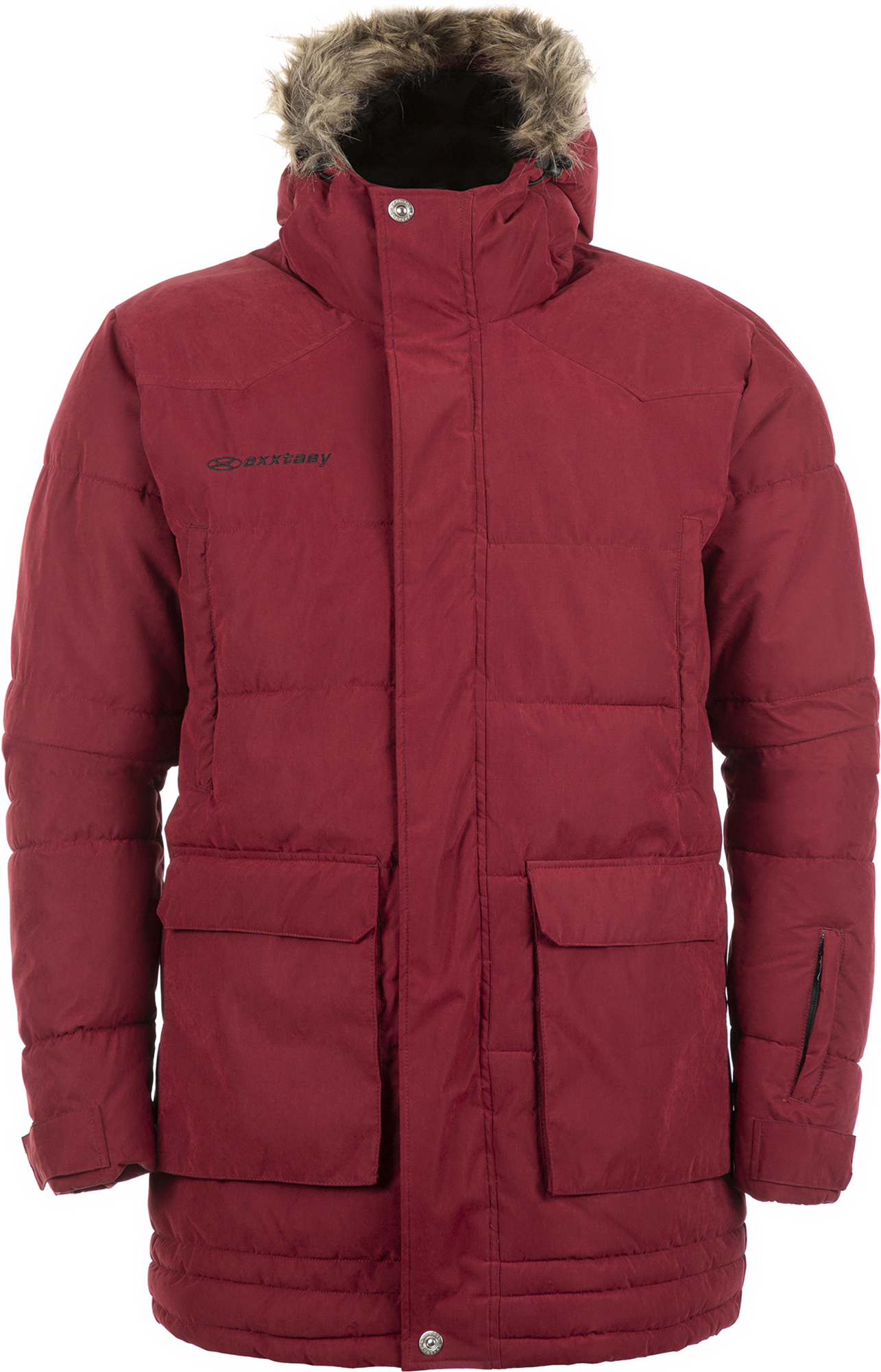 Exxtasy Куртка утепленная мужская Finsland, размер 50-52