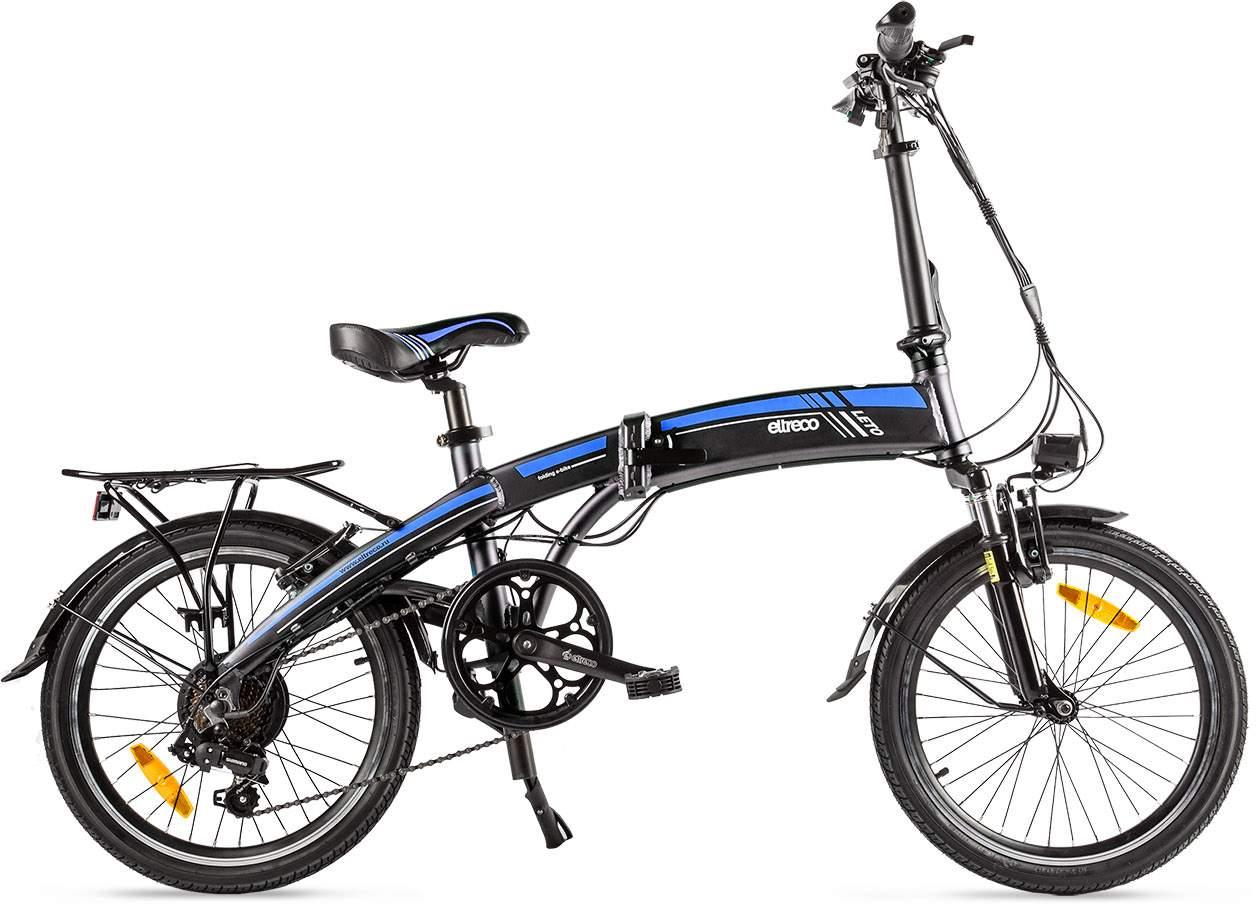 цена на Eltreco Электровелосипед Eltreco Leto
