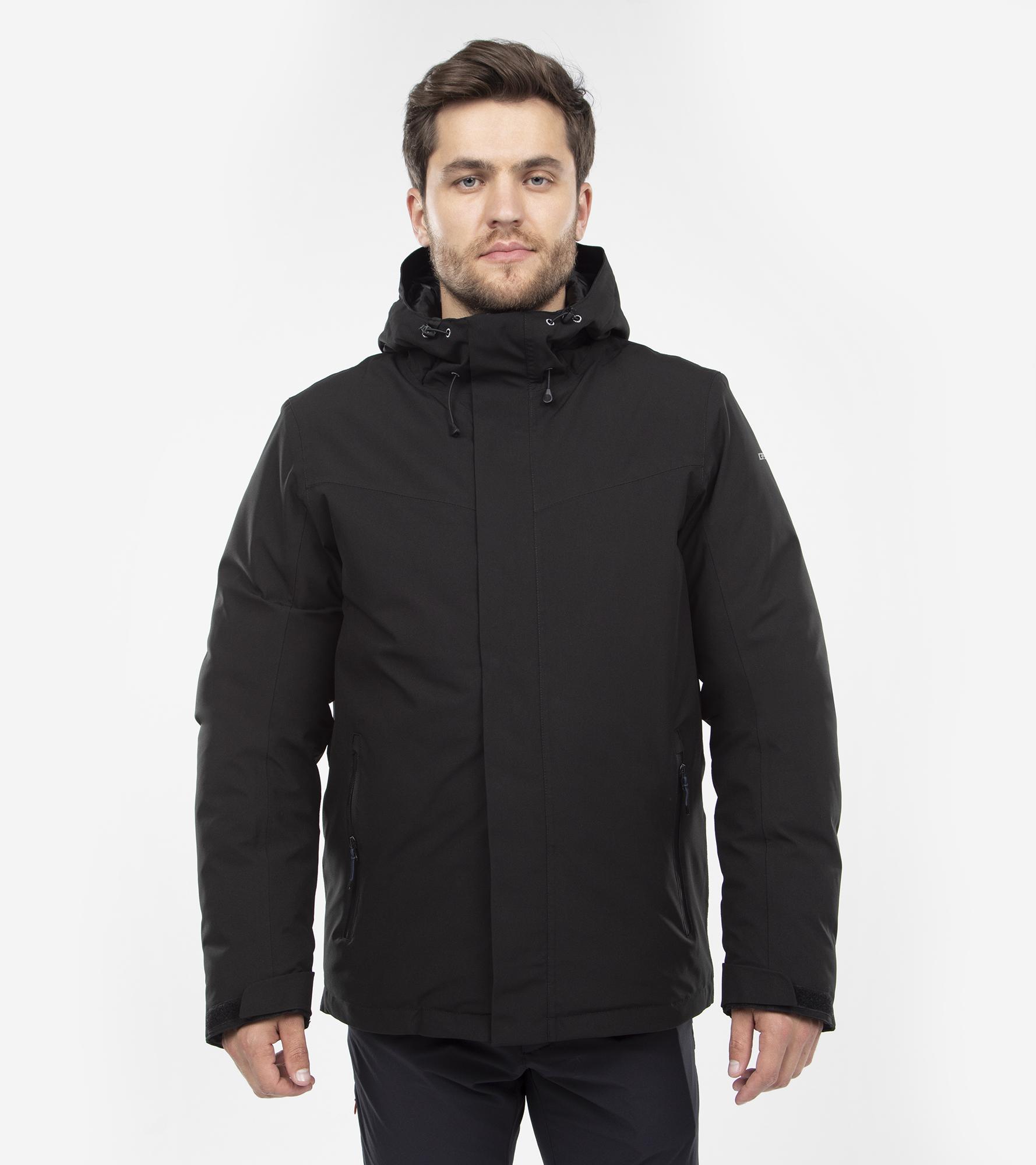 IcePeak Куртка утепленная мужская IcePeak Pinesdale, размер 56 цены онлайн