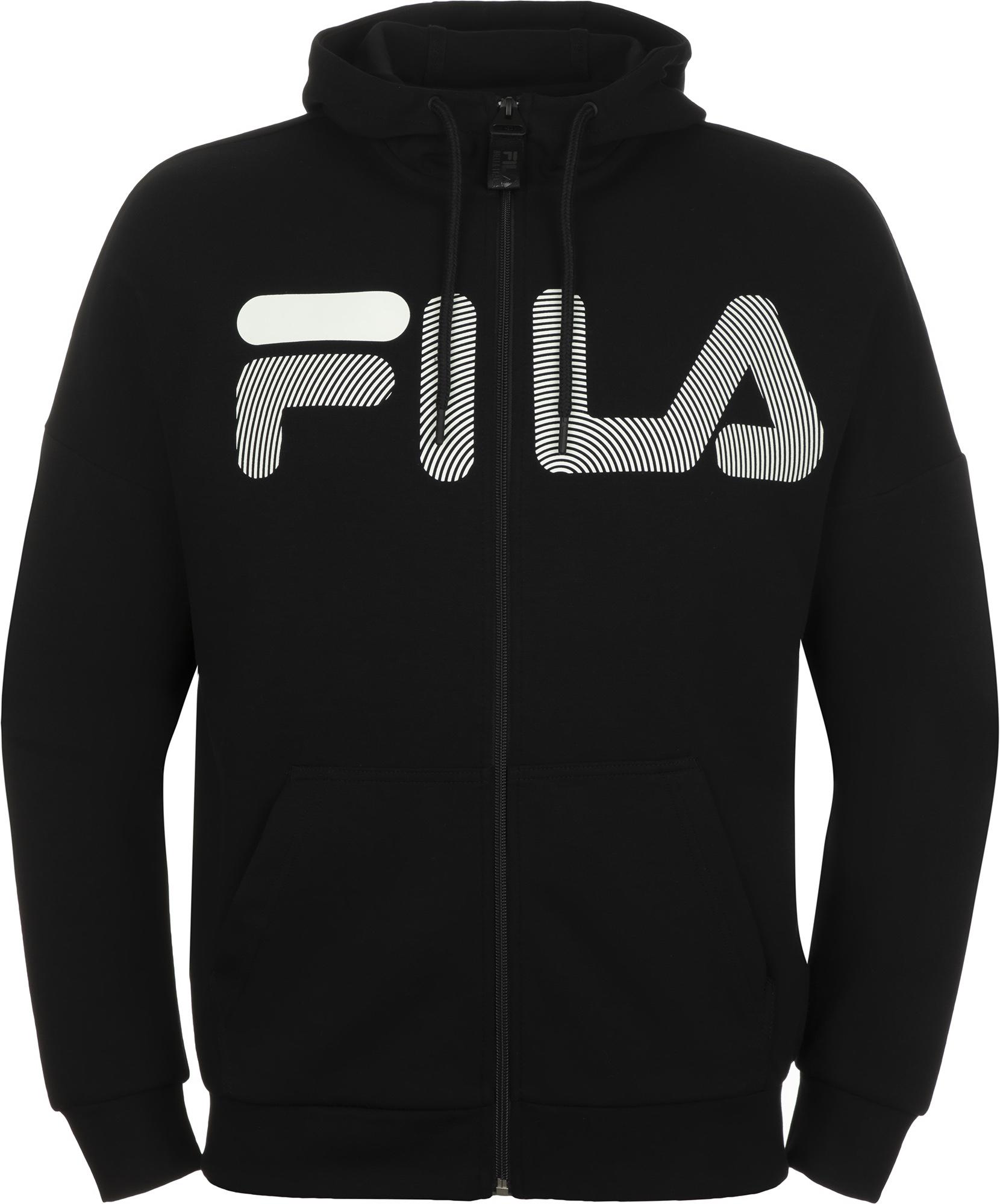 FILA Толстовка мужская FILA, размер 48-50 мужская толстовка и свитшот ричмонд
