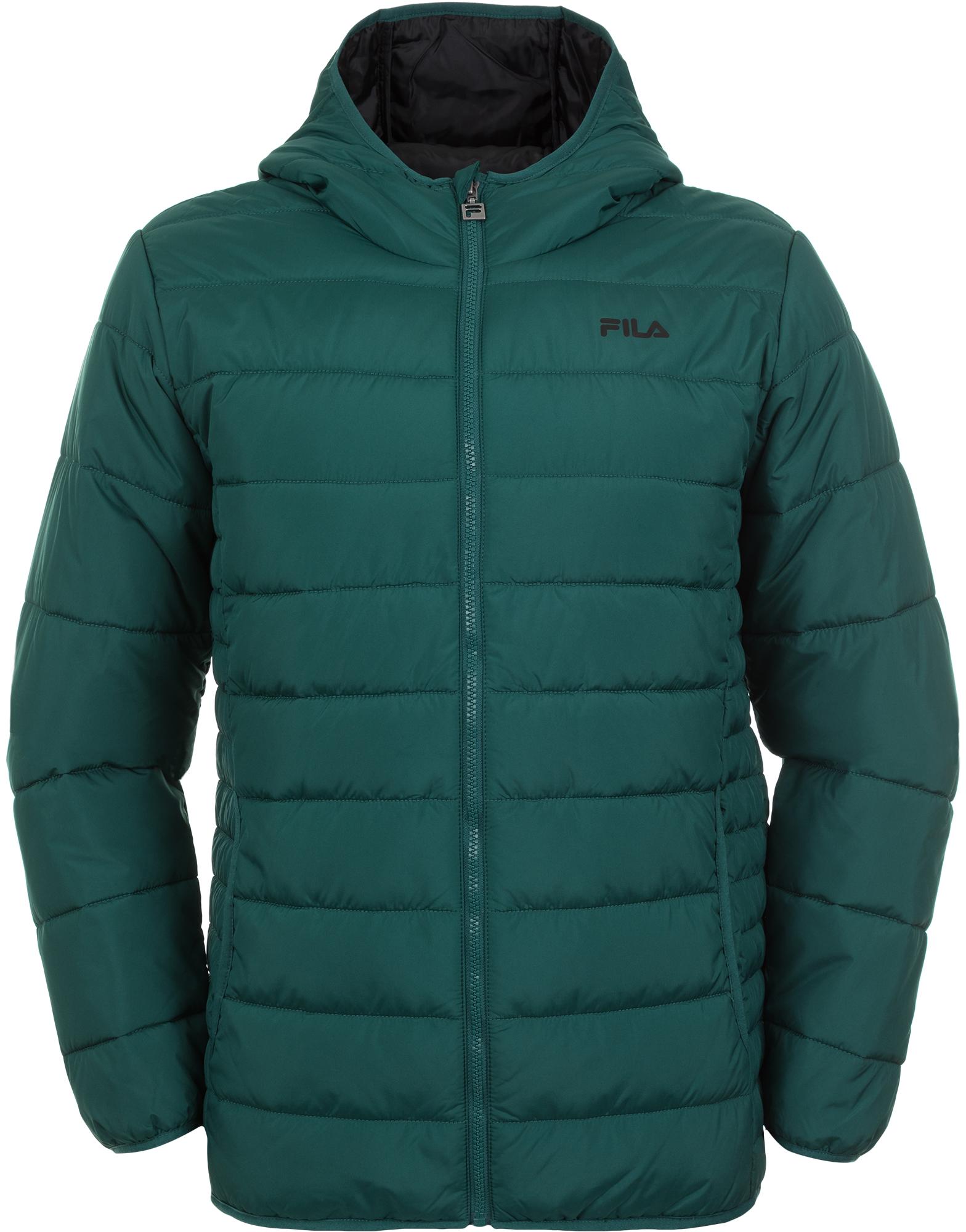 Fila Куртка утепленная мужская Fila, размер 50
