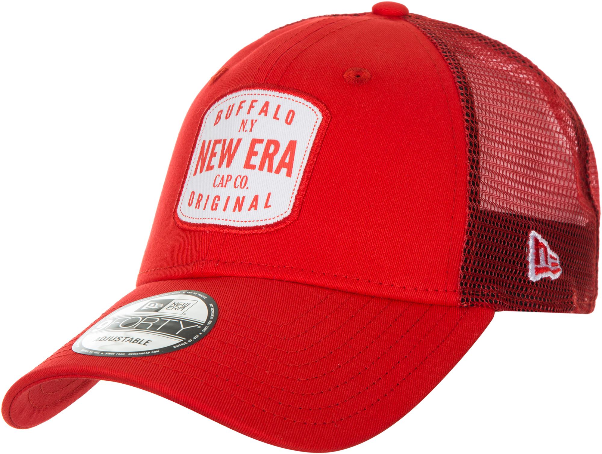 New Era Бейсболка New Era 250 Core 940 Trucker Petch Redux new era бейсболка для девочек new era butterfly 940 размер 54 55