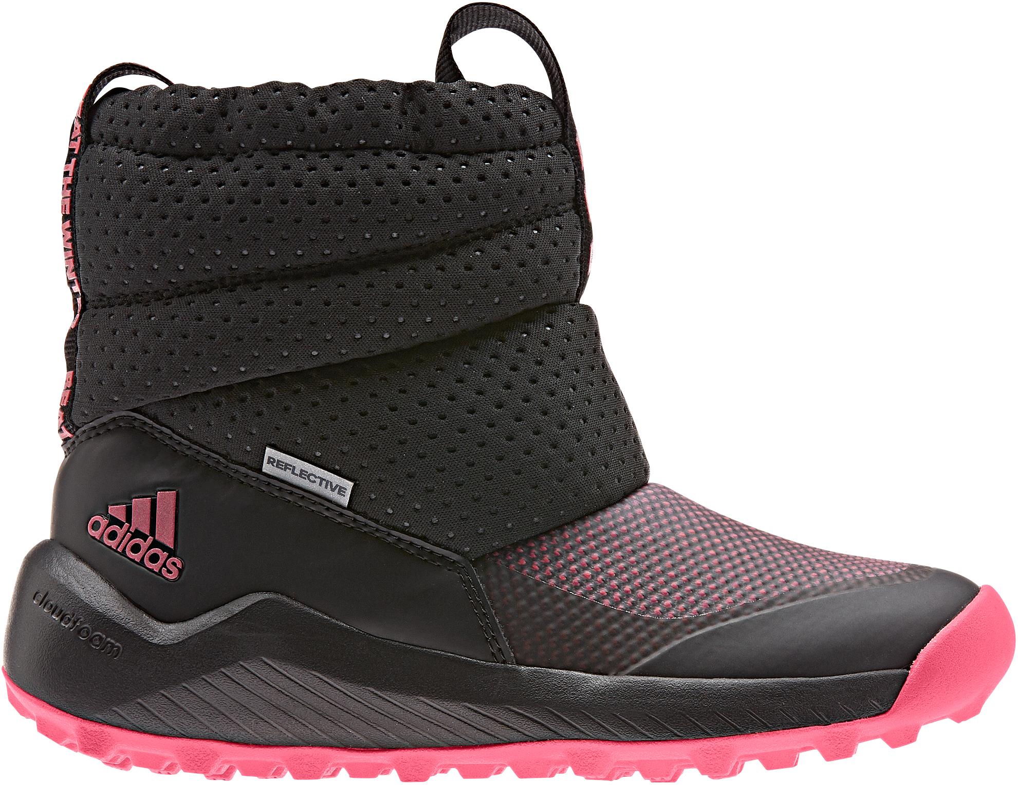 Adidas Сапоги детские утепленные Adidas Rapidasnow, размер 34