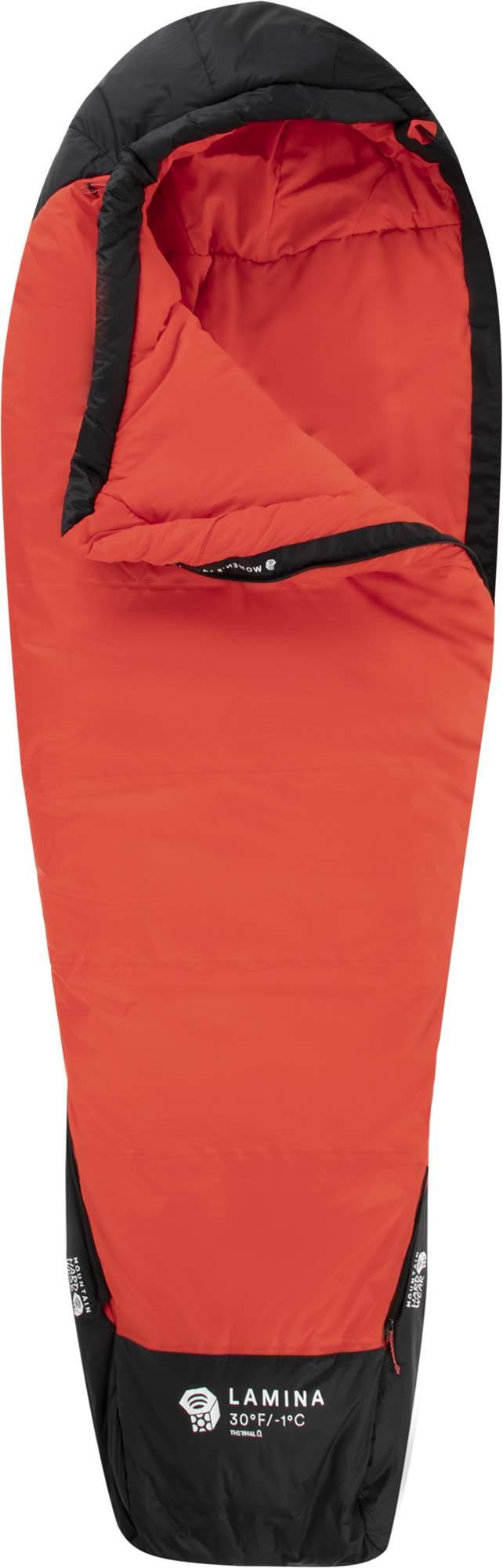 Mountain Hardwear Спальный мешок женский Mountain Hardwear Lamina -1 левосторонний спальный мешок atemi dream