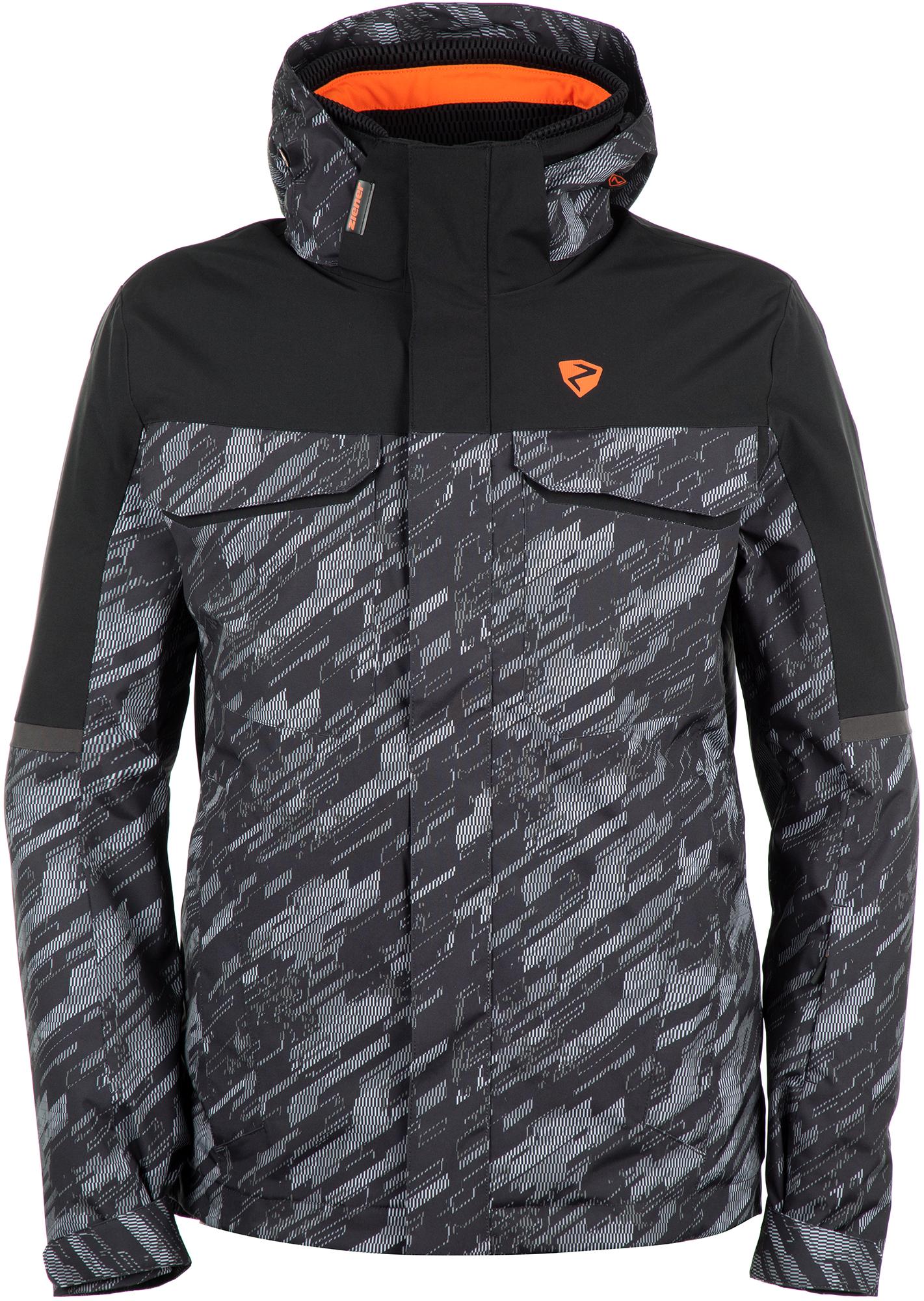 Ziener Куртка утепленная мужская Ziener Togiak, размер 48