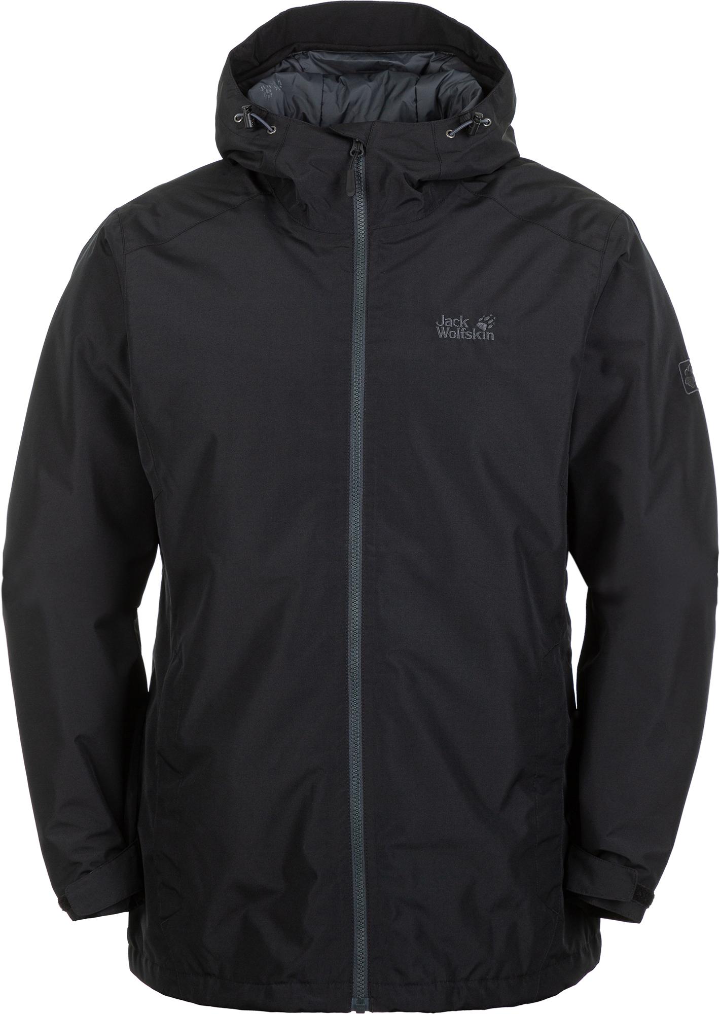 лучшая цена Jack Wolfskin Куртка утепленная мужская Jack Wolfskin Chilly Morning, размер 58