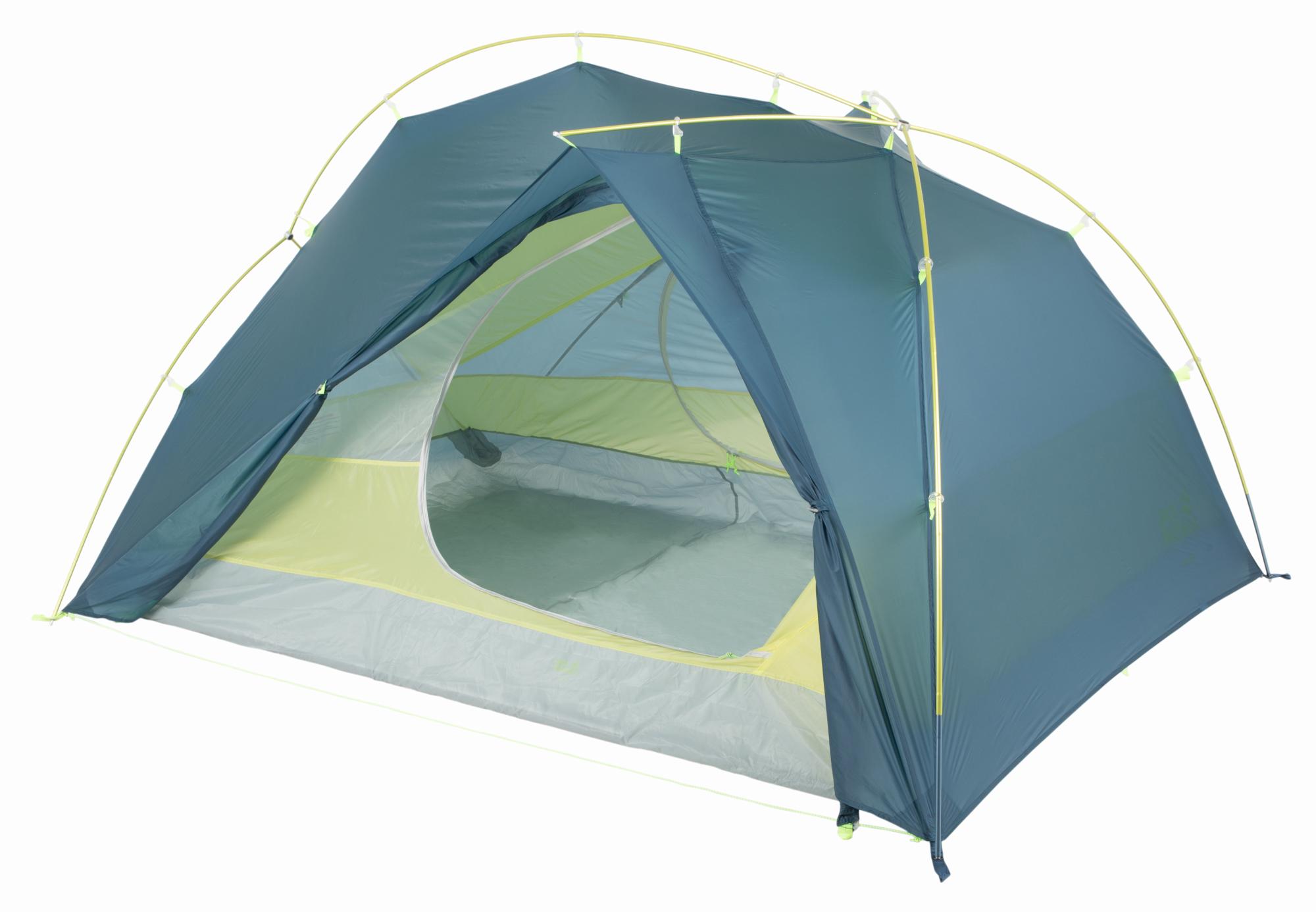 Фото - JACK WOLFSKIN Палатка 3-местная JACK WOLFSKIN Exolight III палатка greenhouse fct 32 трехместная
