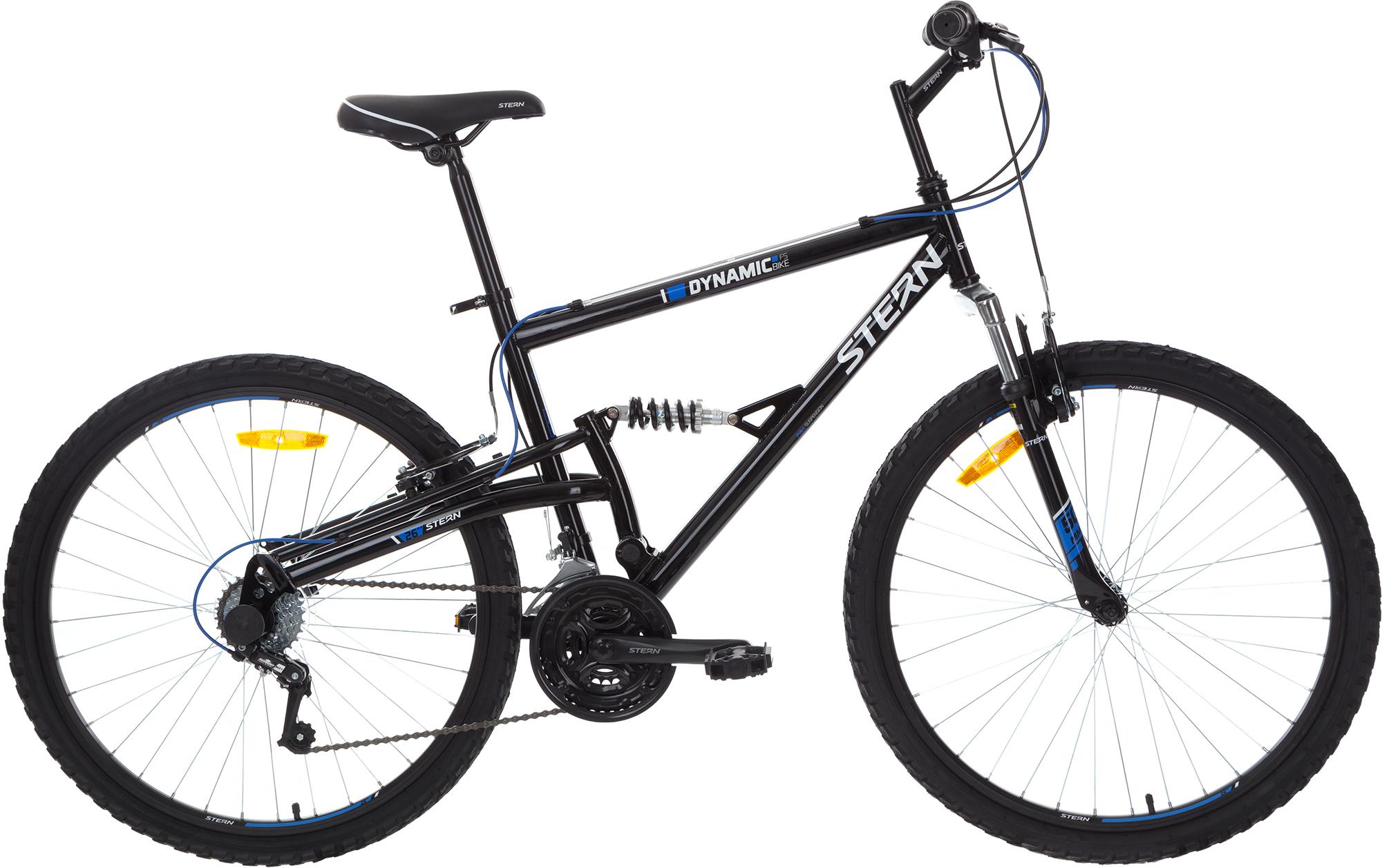 Stern Stern Dynamic 1.0 FS 26 (2018) велосипед горный женский stern vega 2 0 26