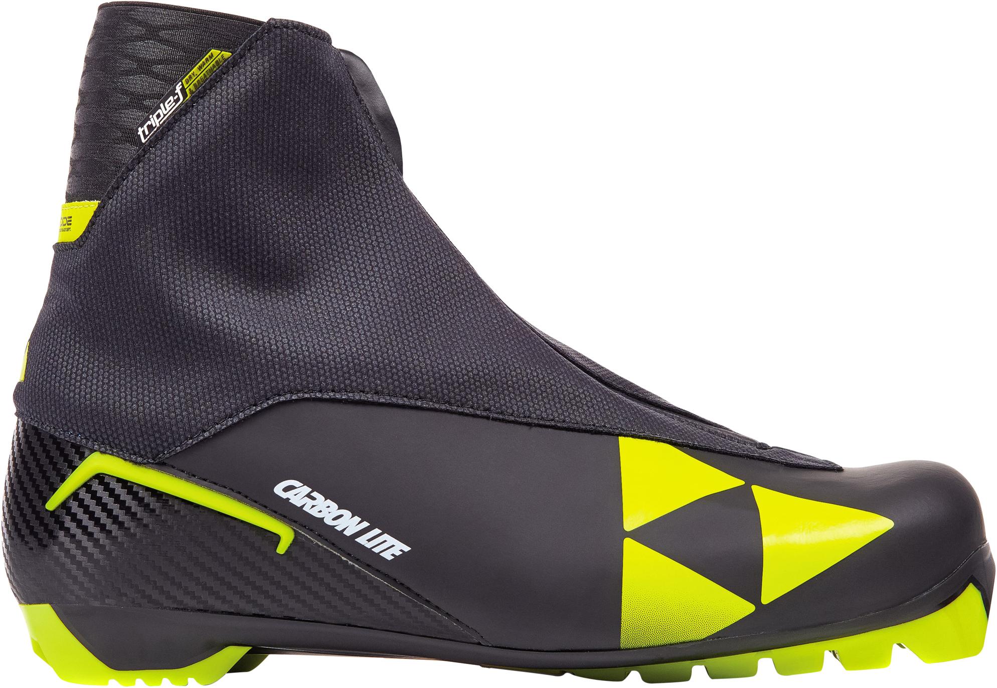 Fischer Ботинки для беговых лыж Carbonlite Classic
